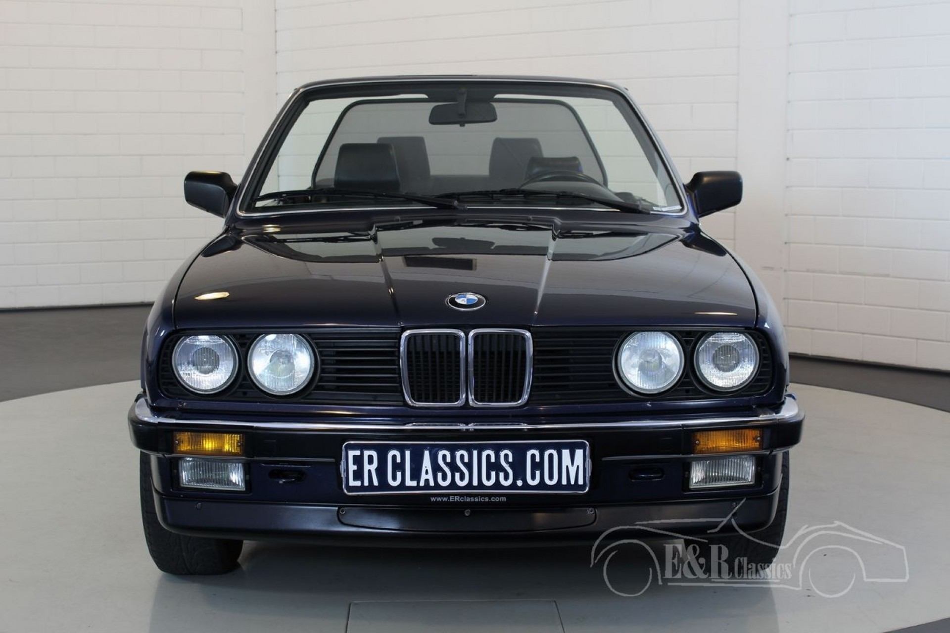 bmw 320i e30 cabriolet 1988 for sale at erclassics. Black Bedroom Furniture Sets. Home Design Ideas