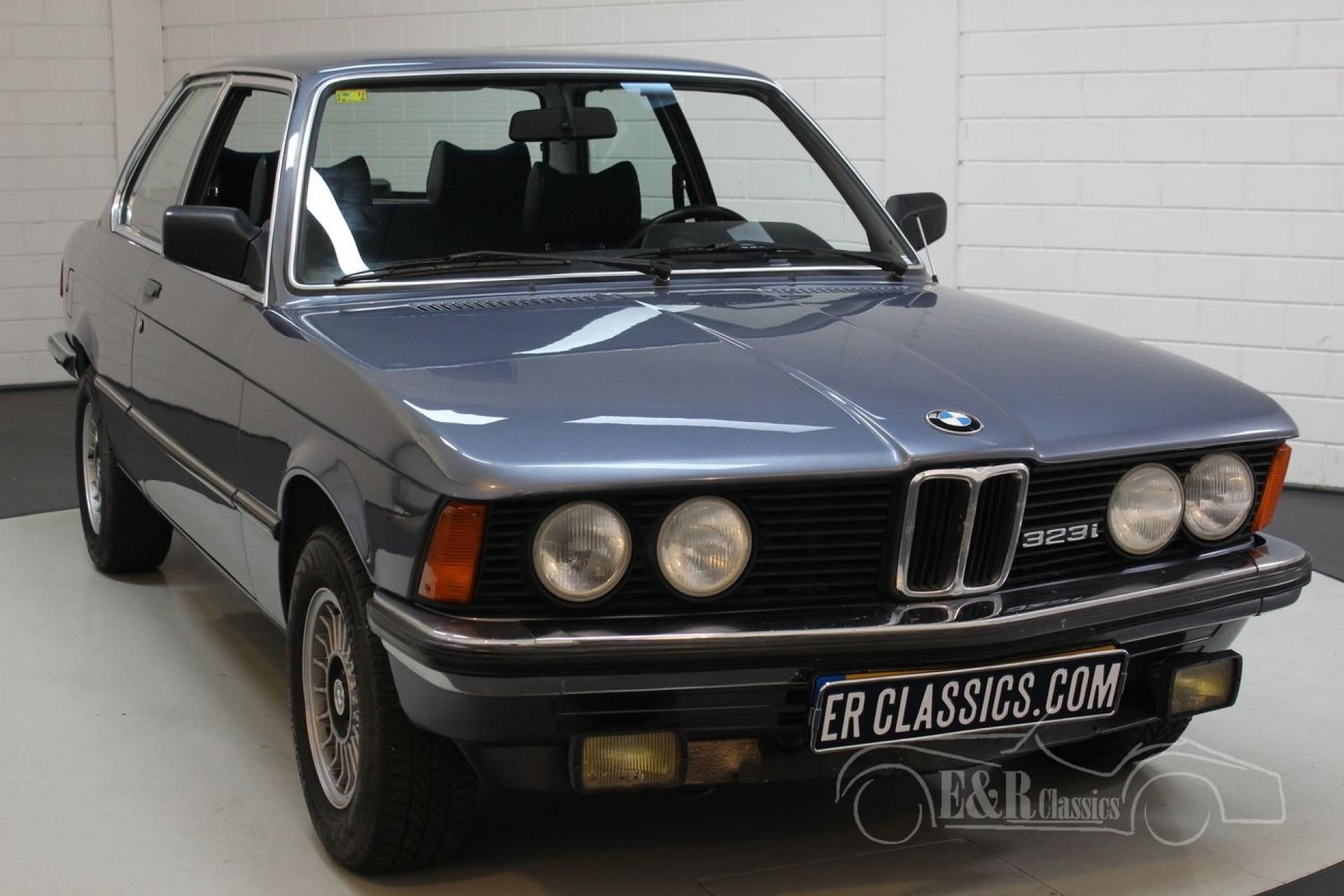 Bmw E21 323i 1980 For Sale At Erclassics