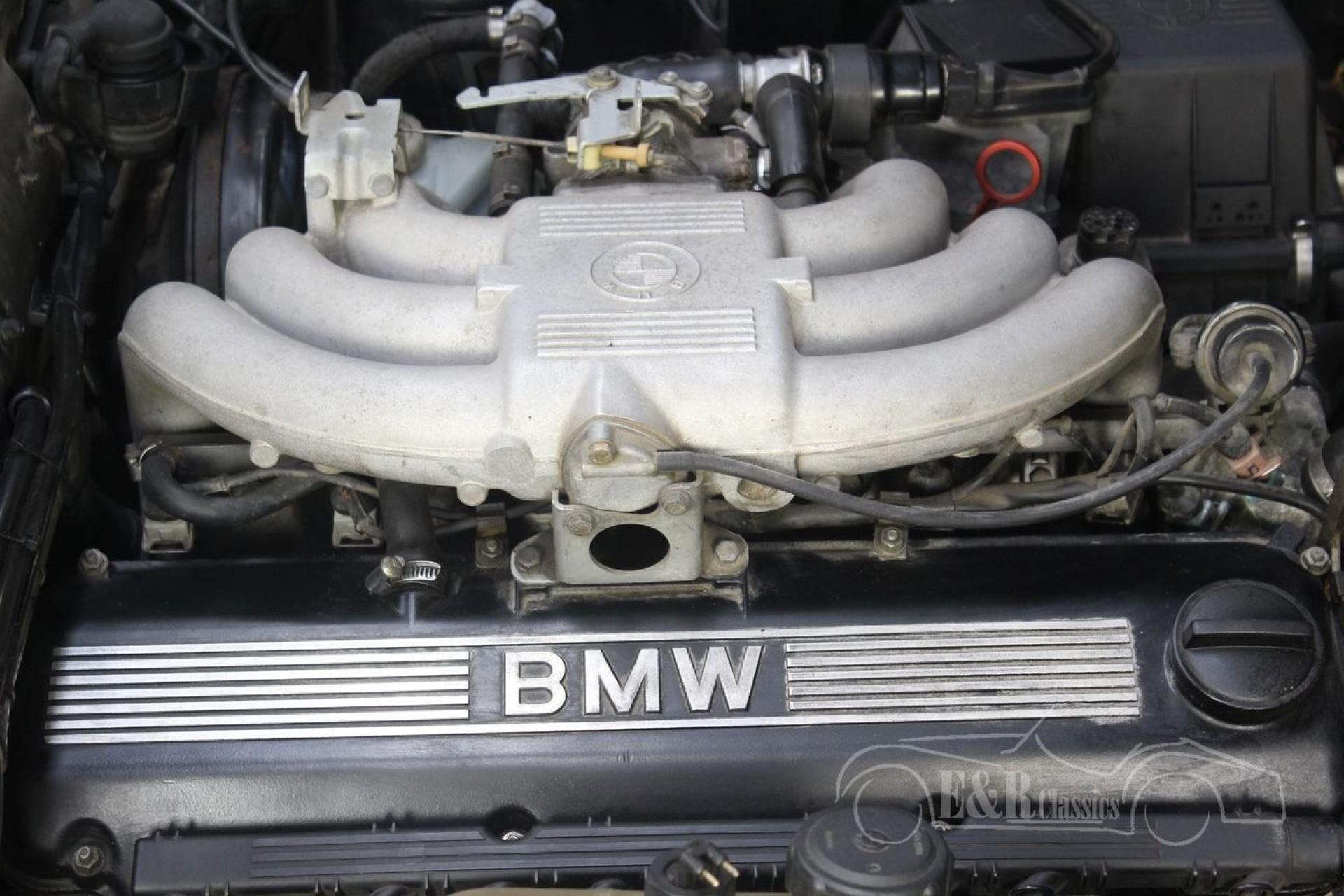 Predaj Bmw 325i E30 Coupe 1987 Na Predaj V Erclassics