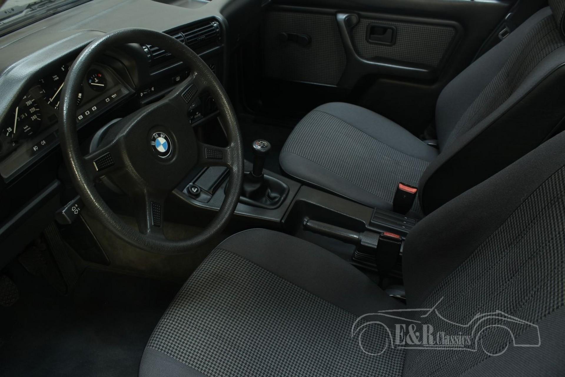 BMW 325i E30 1986 for sale at Erclassics