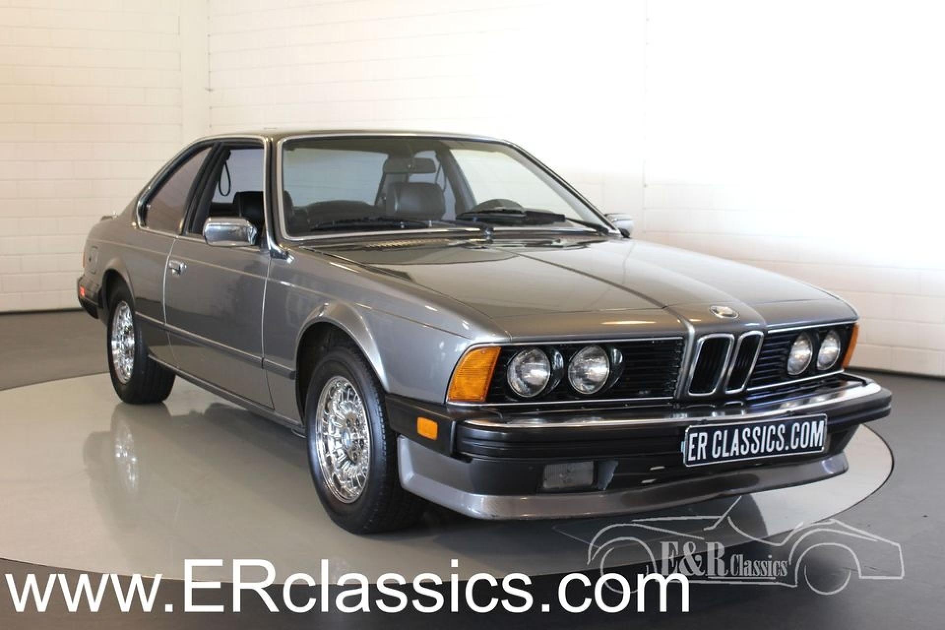 Bmw 635 Csi 1985 For Sale At Erclassics