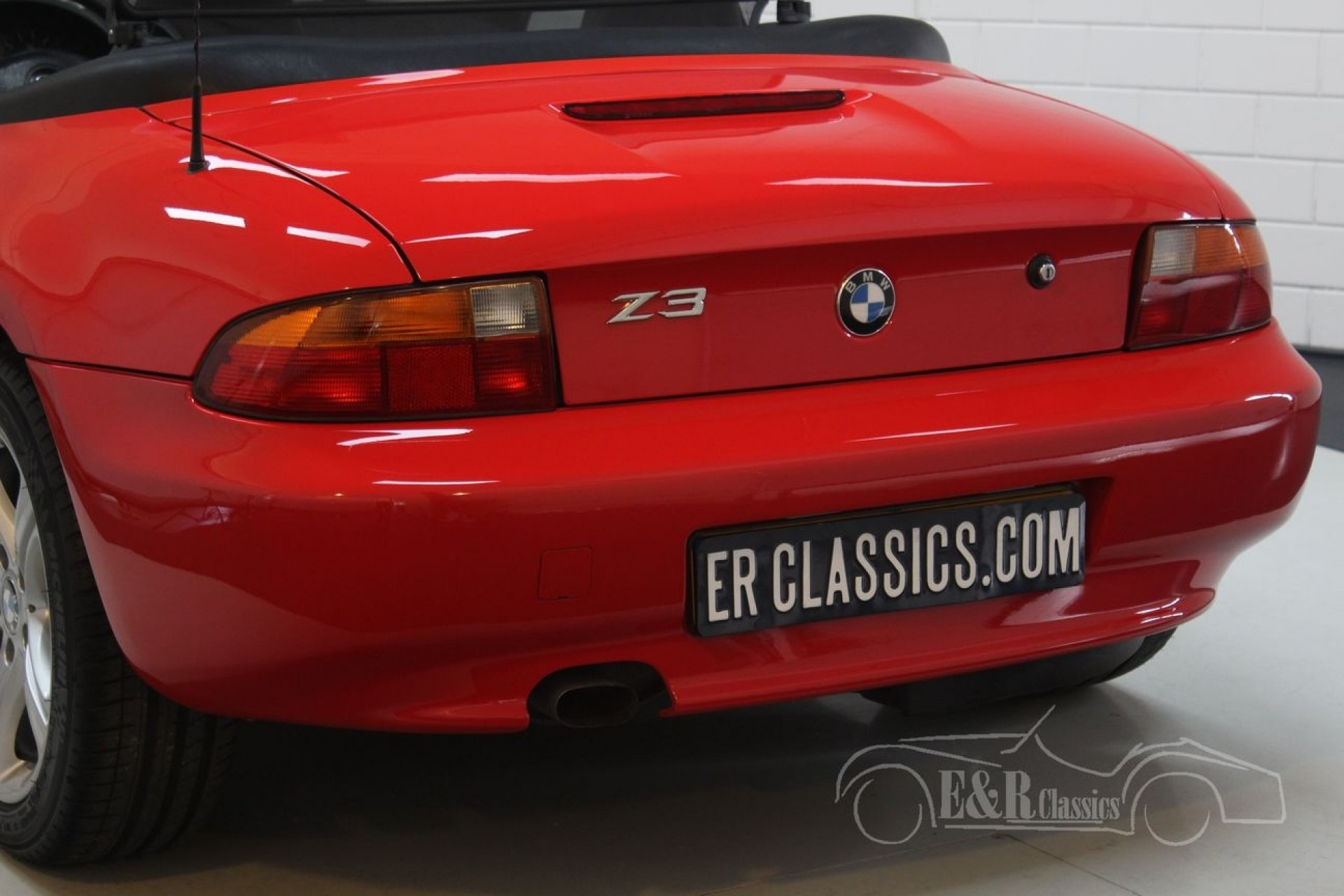 Bmw Z3 Roadster 1997 For Sale At Erclassics