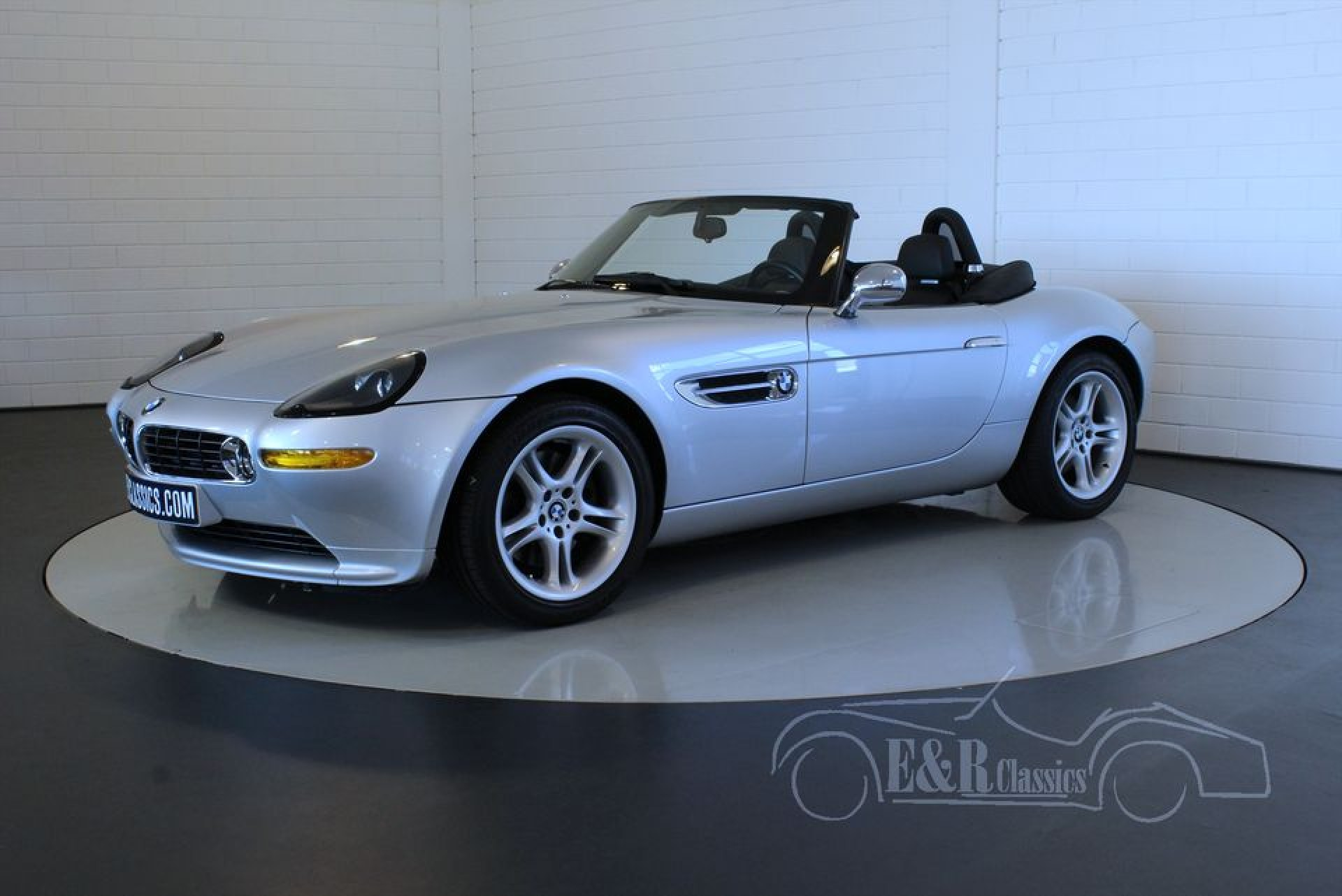 Bmw Z8 Cabriolet 2003 For Sale At Erclassics
