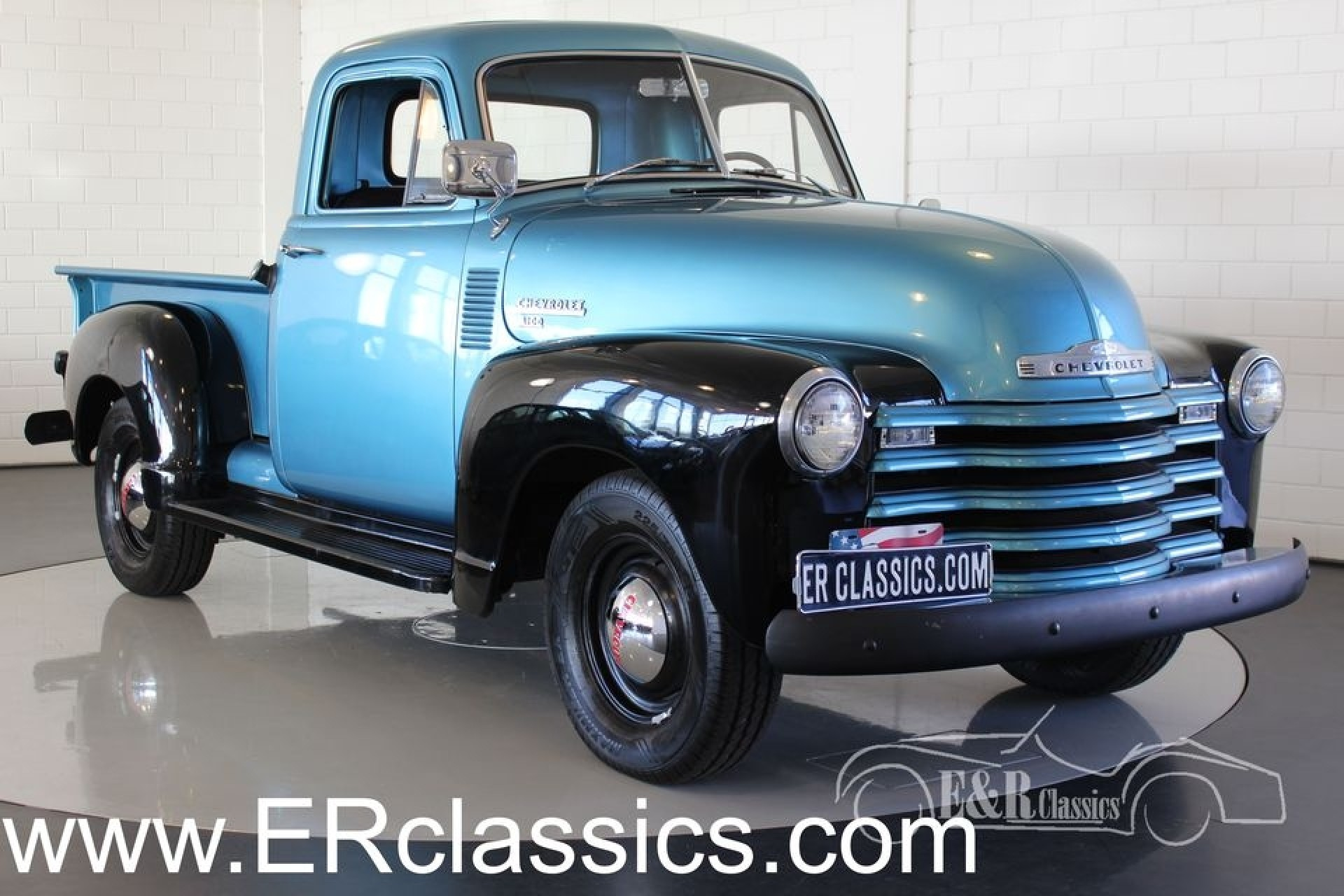 1955 Dodge Truck For Sale >> Chevrolet 3100 Pick-up 1953 for sale at ERclassics