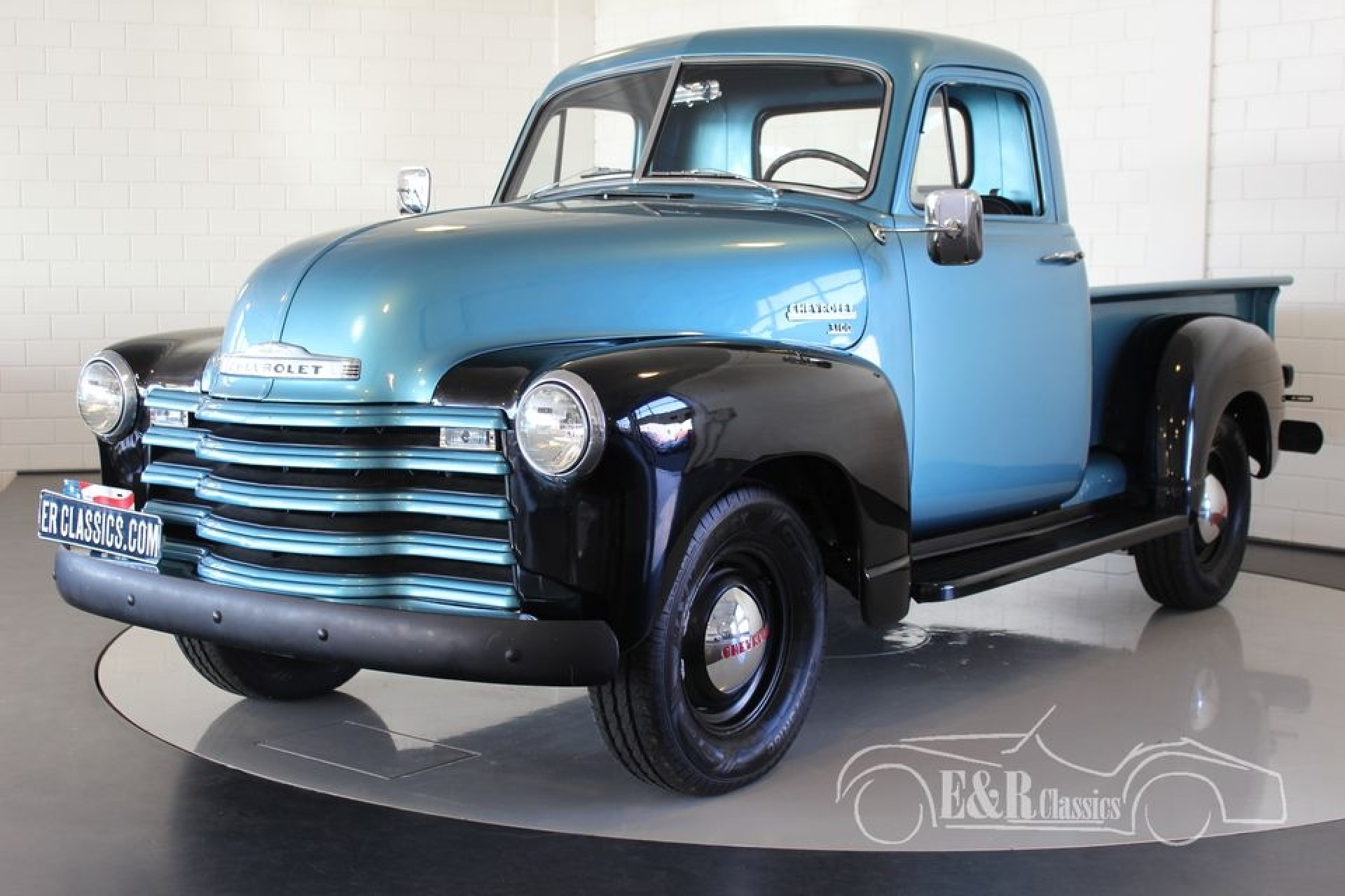 chevrolet 3100 pick up 1953 for sale at erclassics. Black Bedroom Furniture Sets. Home Design Ideas