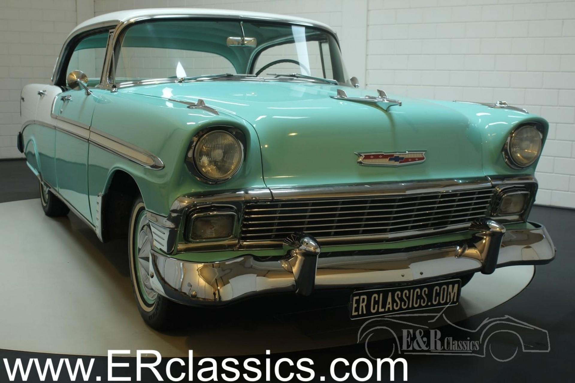 Kelebihan Chevrolet Bel Air 1956 Review