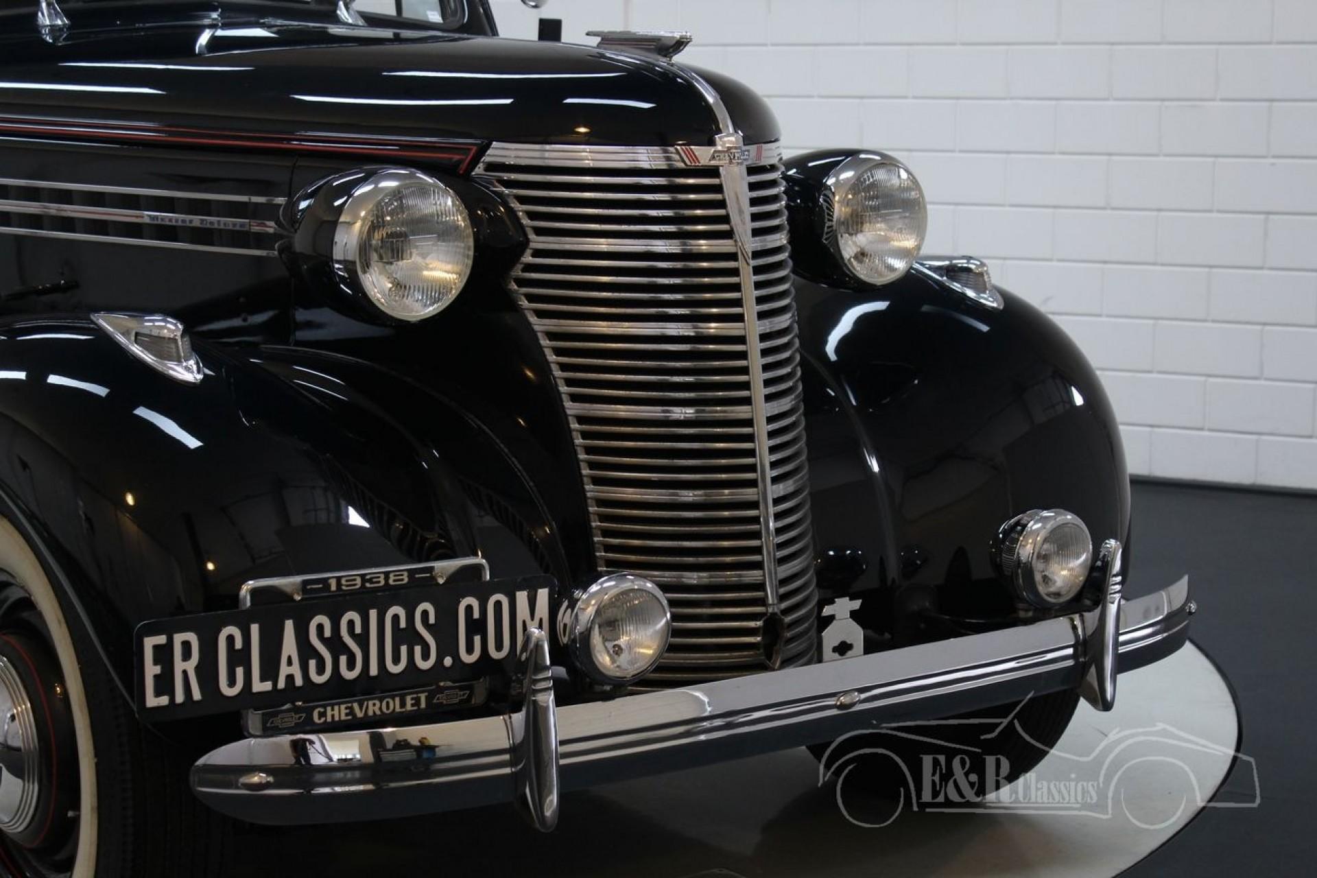 Kelebihan Chevrolet 1938 Review