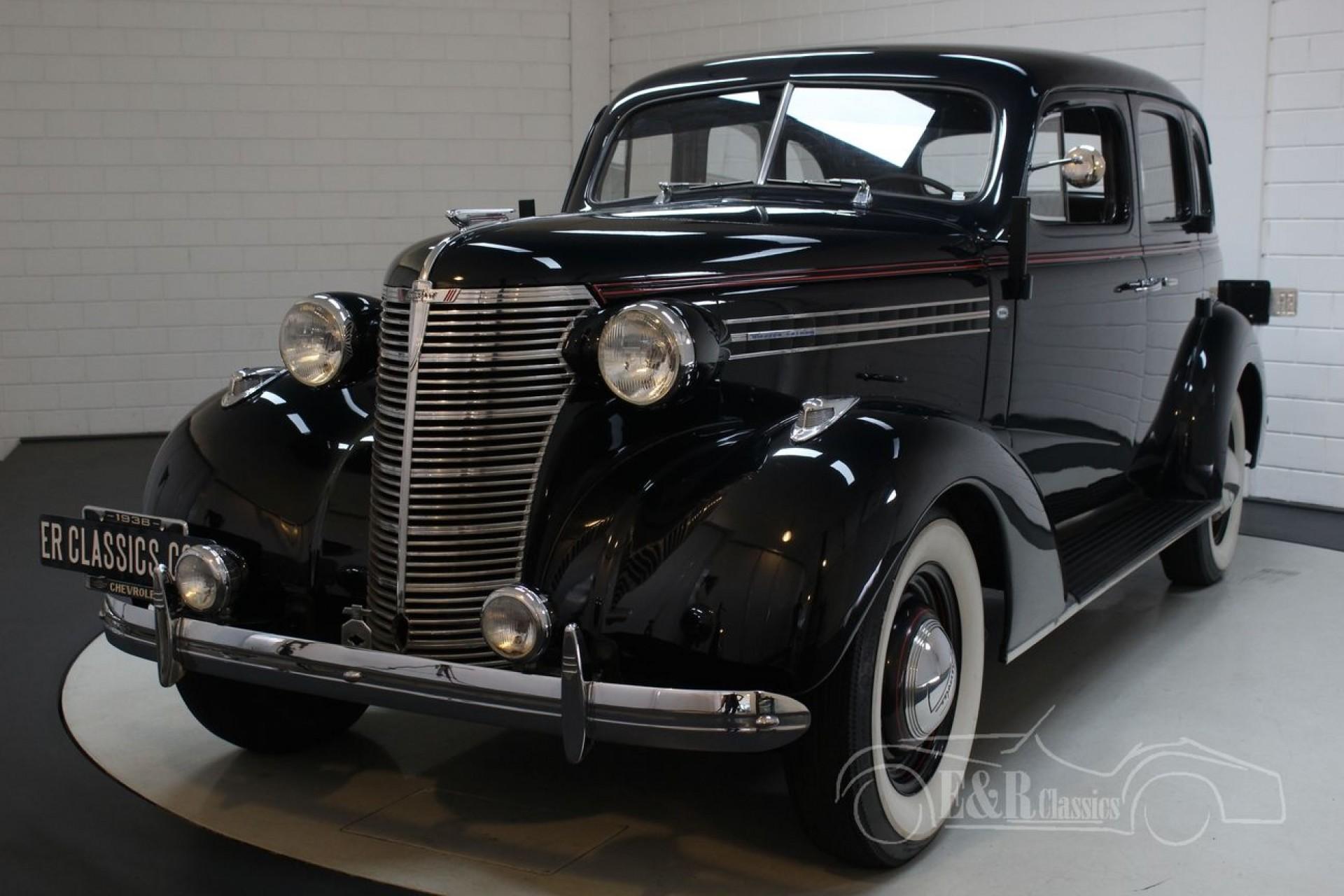 Kelebihan Chevrolet 1938 Spesifikasi