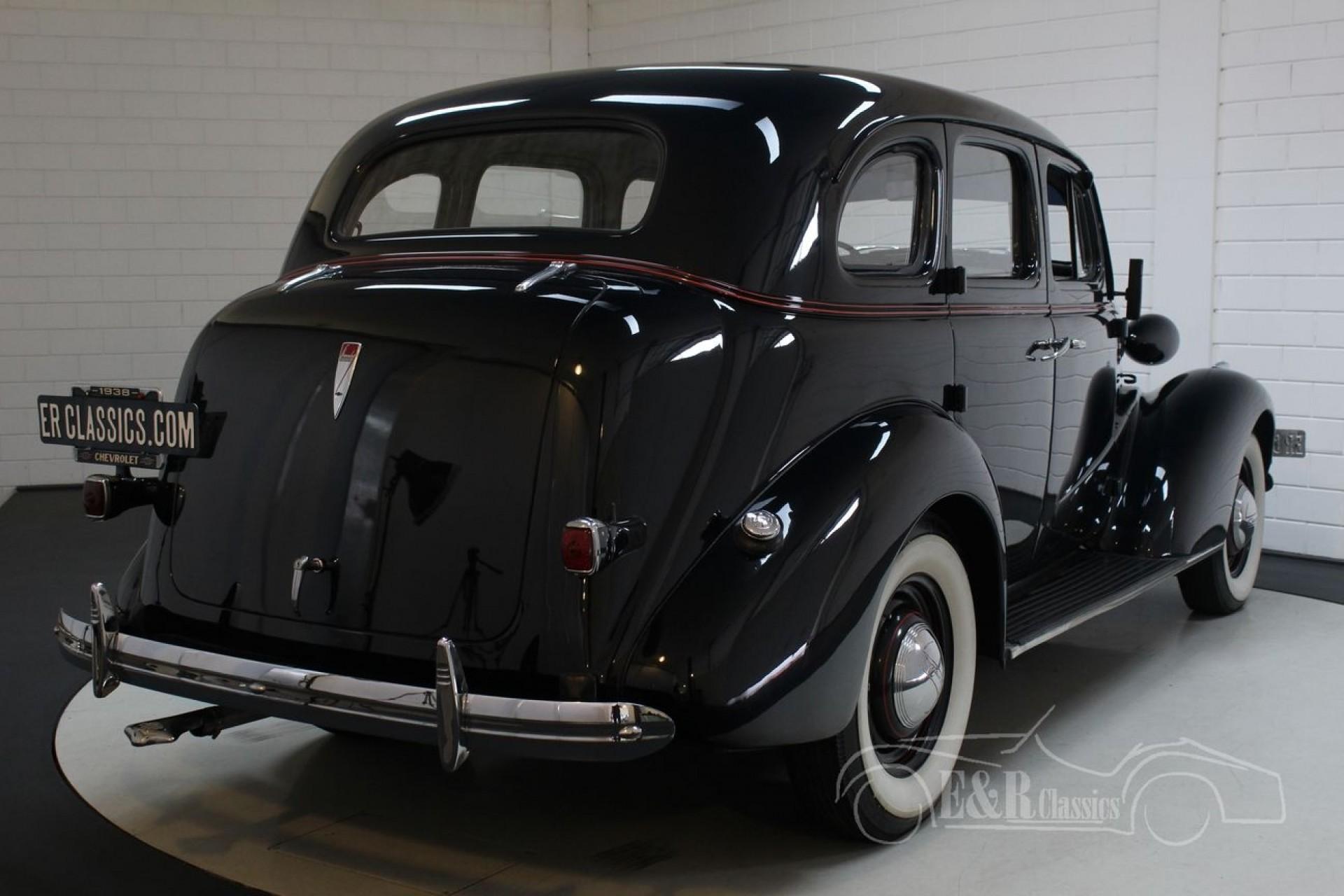 Kelebihan Kekurangan Chevrolet 1938 Top Model Tahun Ini