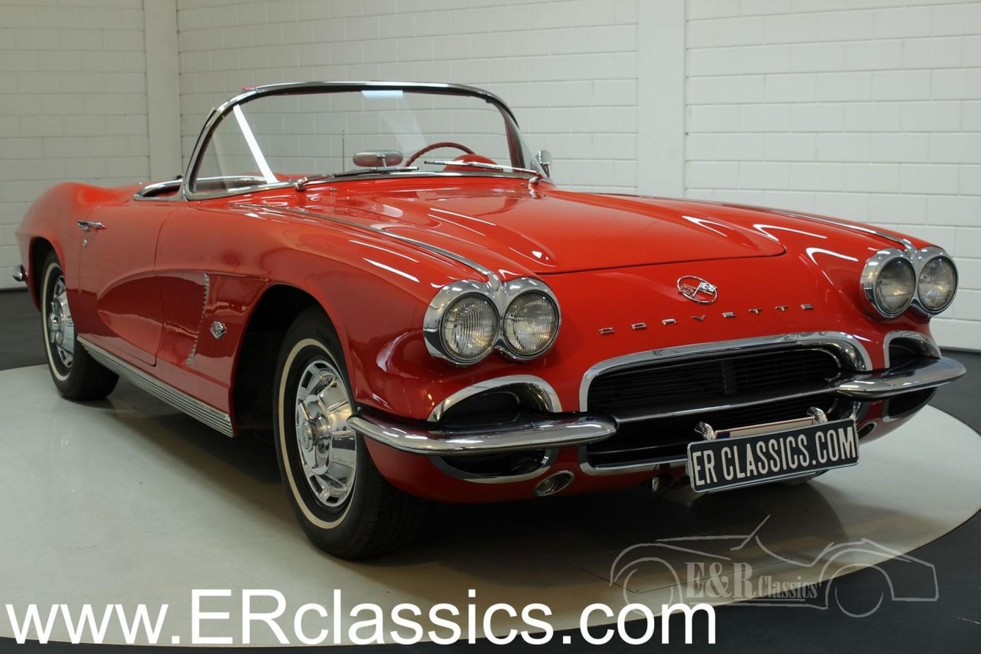 Kekurangan Corvette 1962 Tangguh