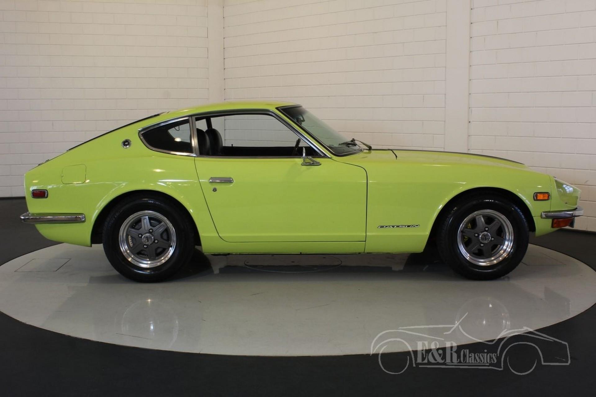 Datsun 240z Coupe 1972 For Sale At Erclassics