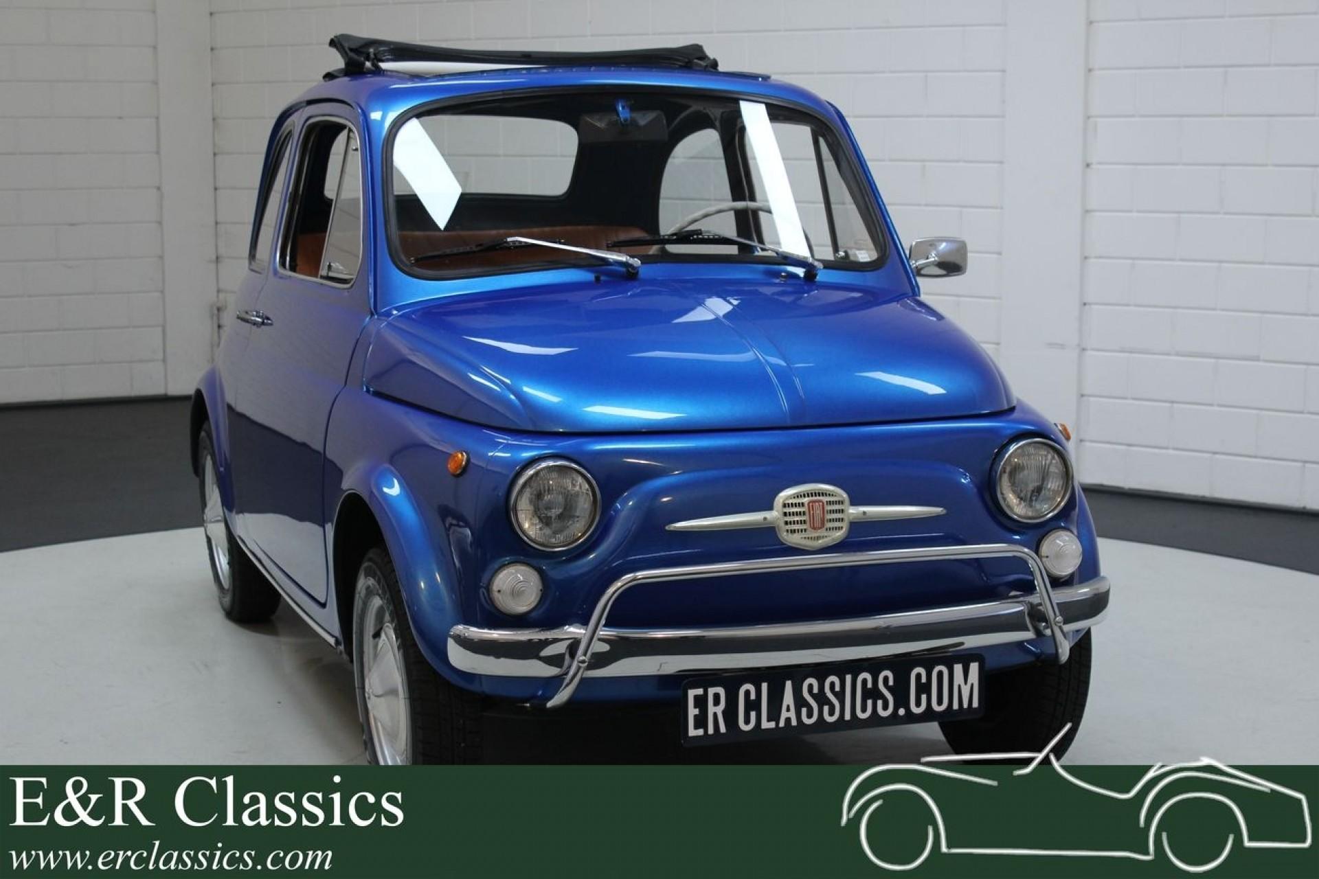 1968 フィアット 500 L