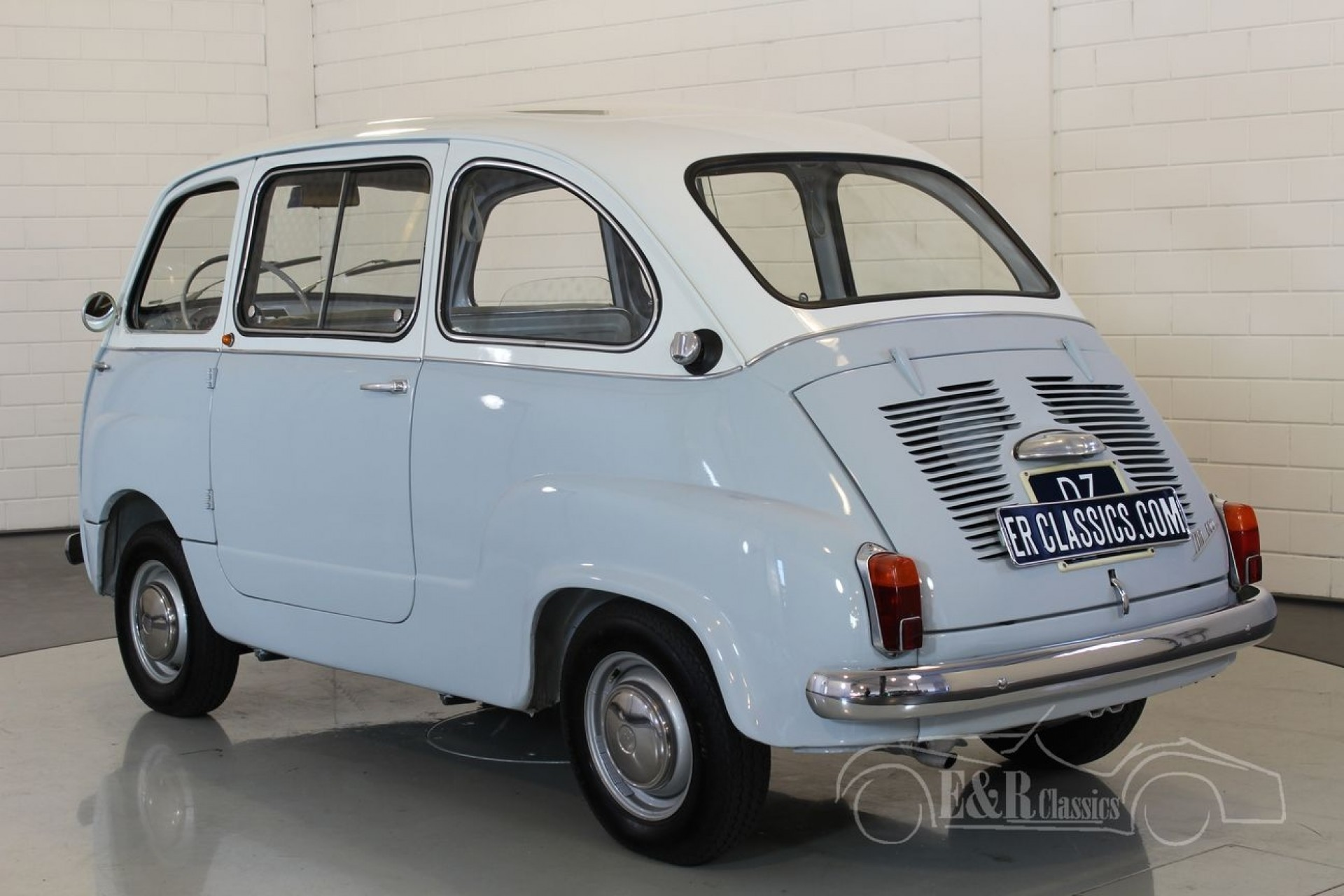 Fiat 600d Multipla 1965 For Sale At Erclassics