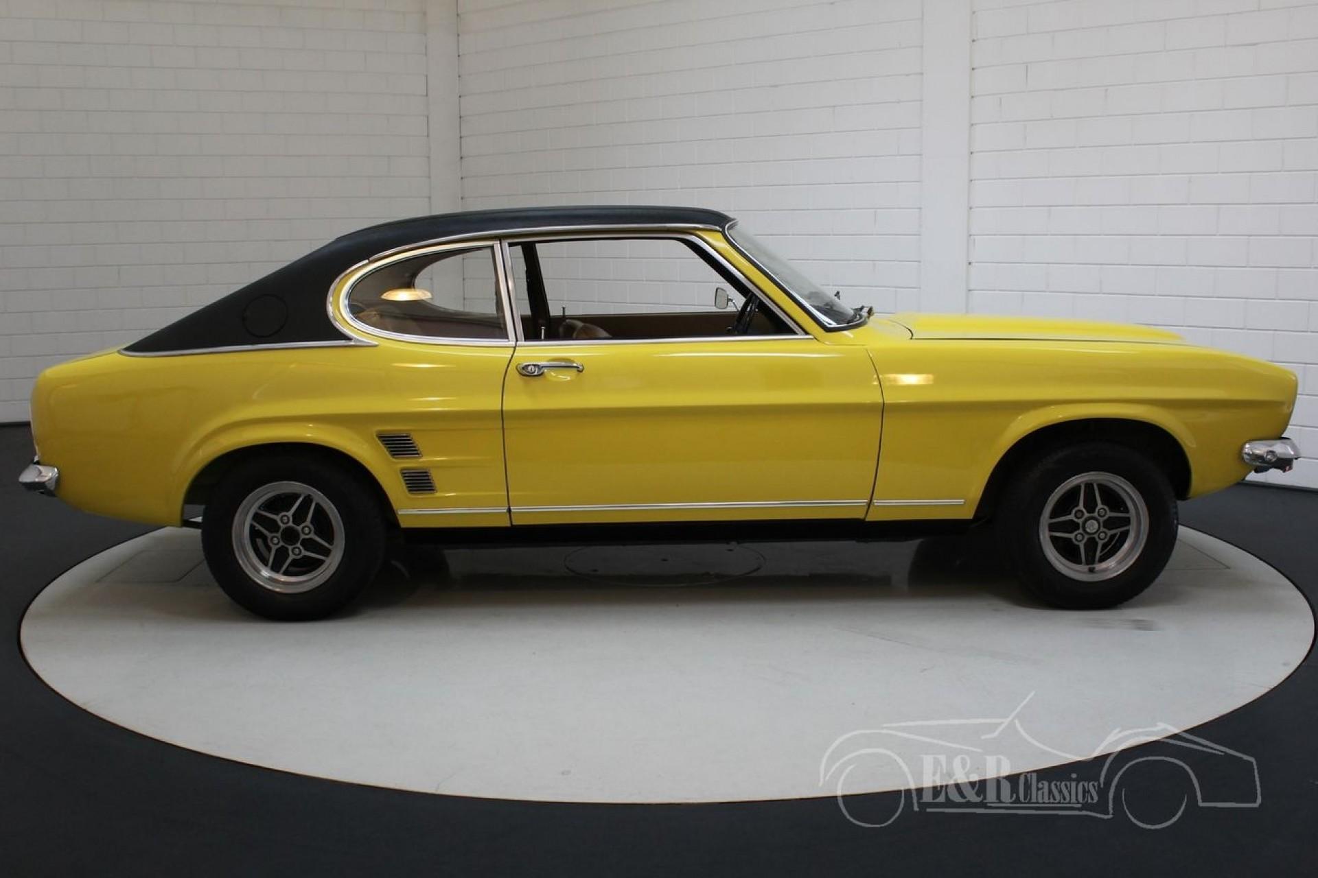 Ford Capri Mk1 1600 Gt 1974 For Sale At Erclassics