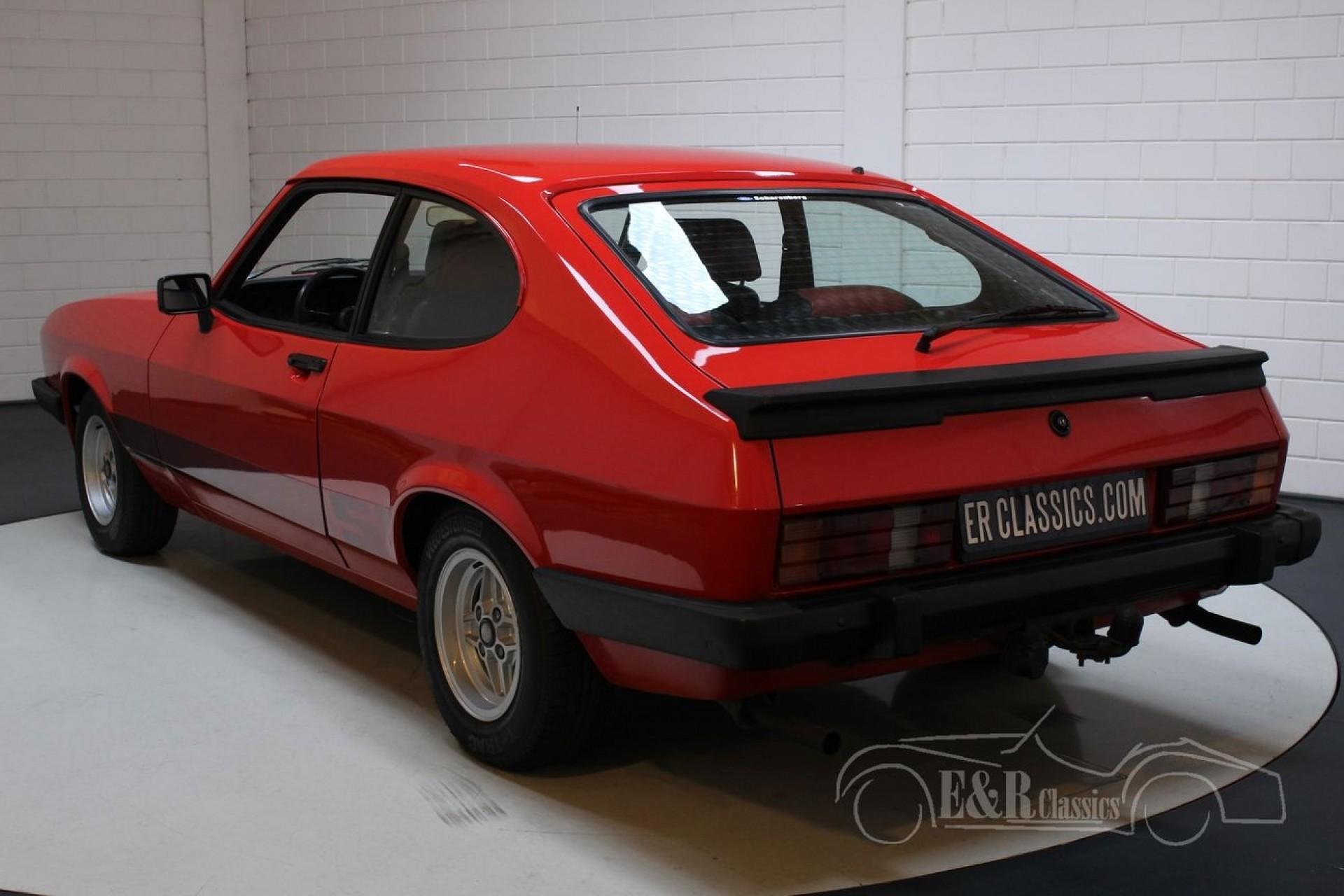 Ford Capri Mk3 2 0 S 1978 For Sale At Erclassics