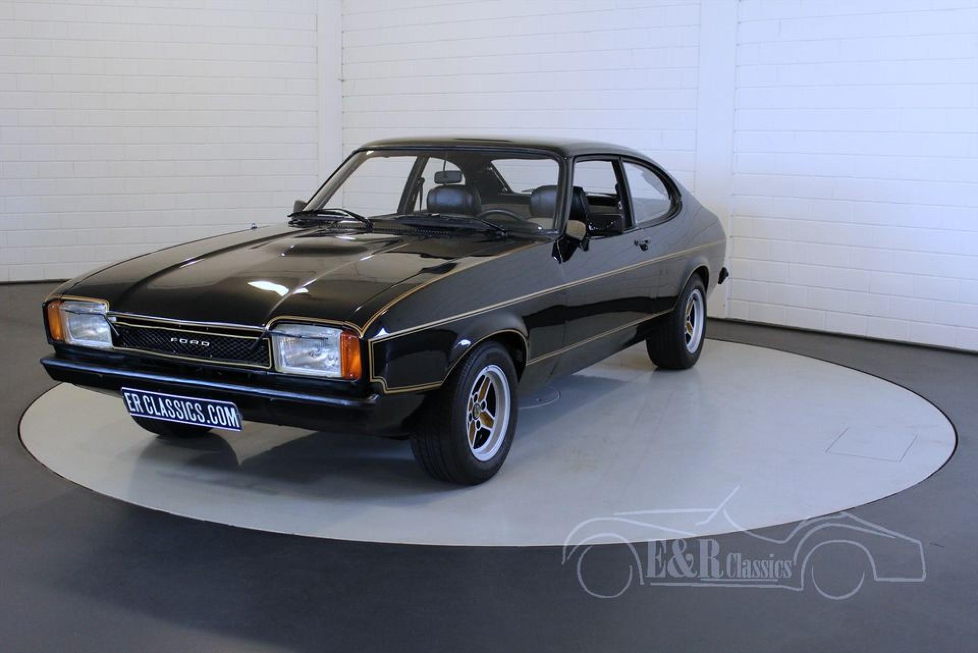 Ford Capri Ii Jps 1975 For Sale At Erclassics