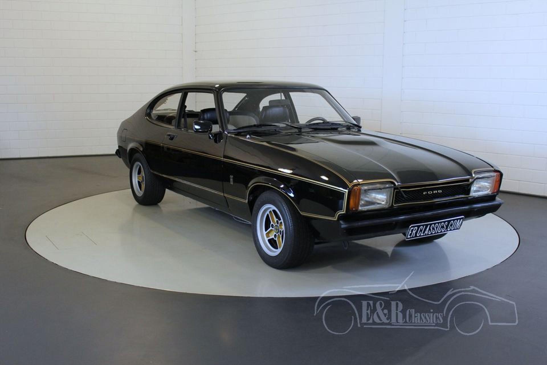Austin Healey For Sale >> Ford Capri II JPS 1975 for sale at ERclassics