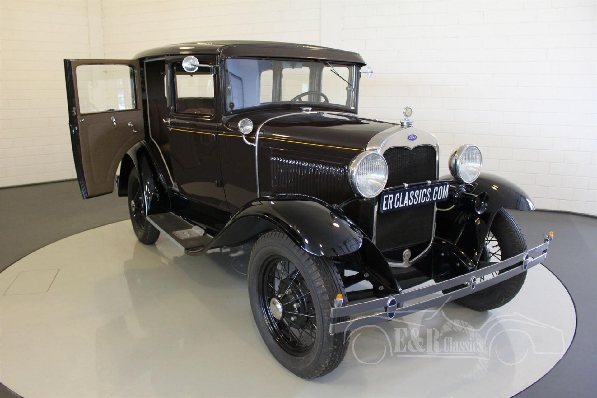 1930 Ford Model A Tudor Sedan for sale #94571 | MCG
