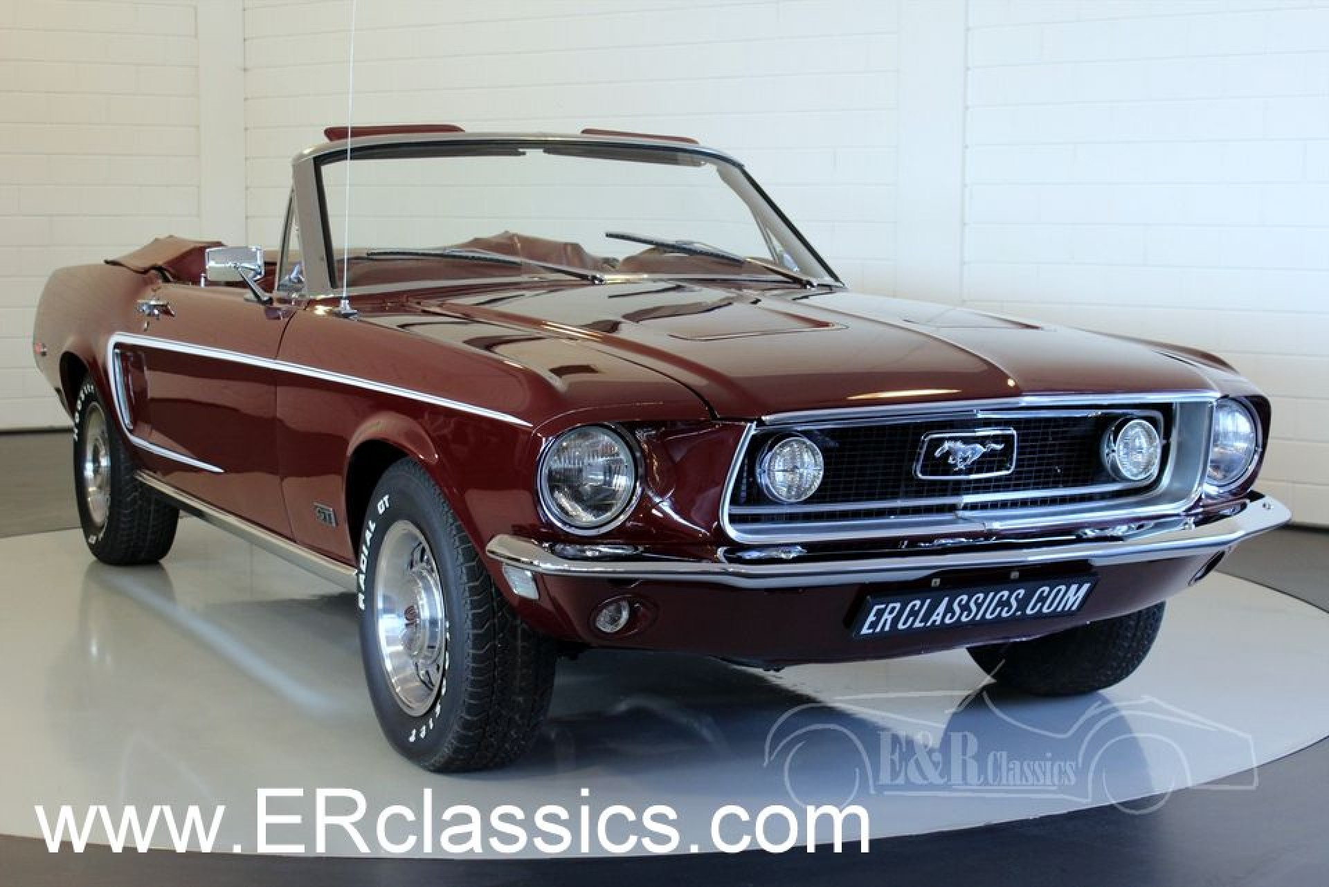 Ford mustang gt cabriolet 1968 view all photos