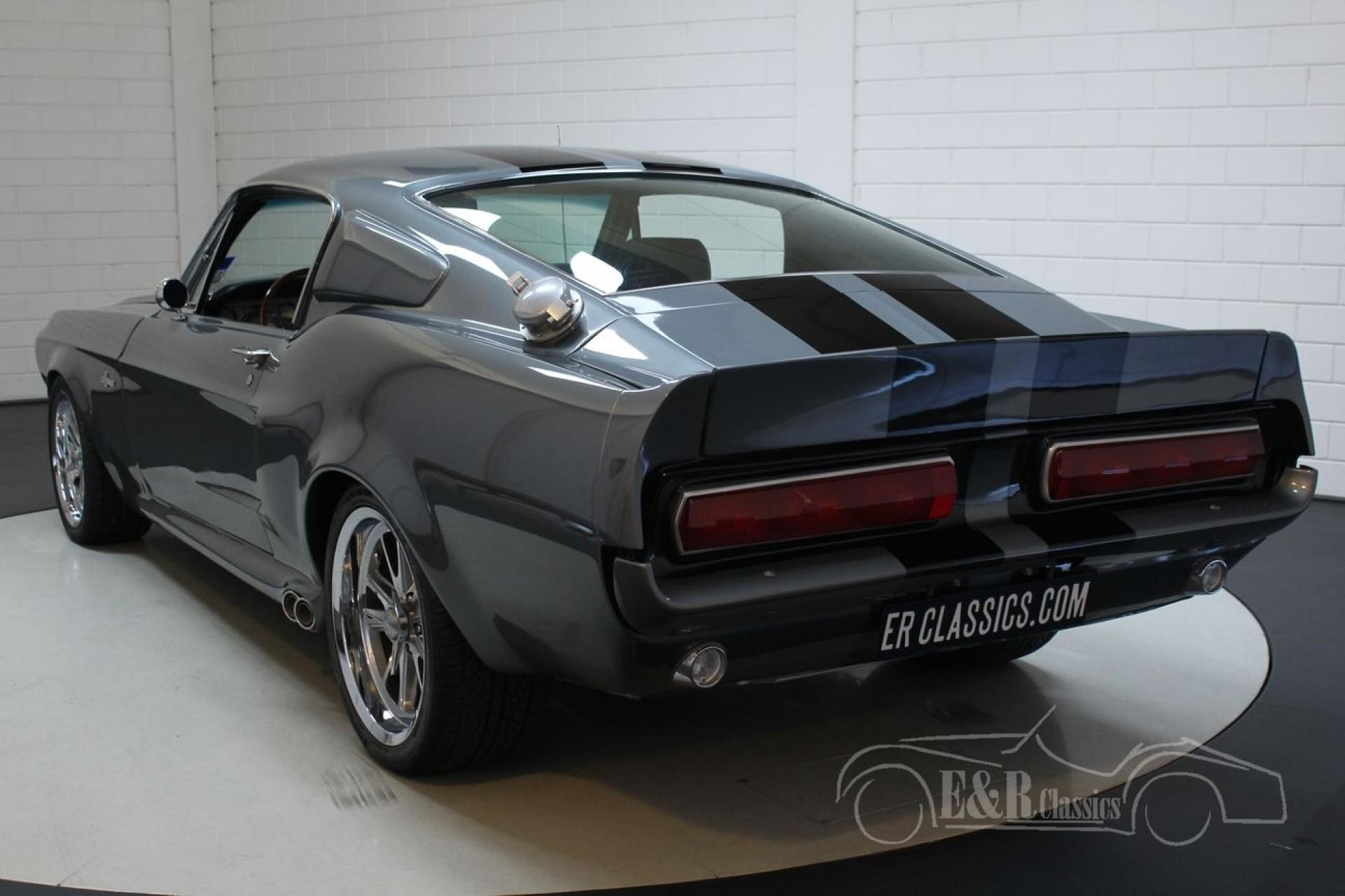 Mustang Eleanor 1967 En Venta Mexico