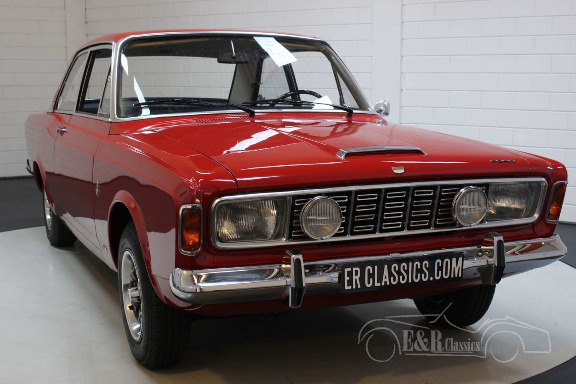 Ford Taunus 20m 1968 For Sale At Erclassics