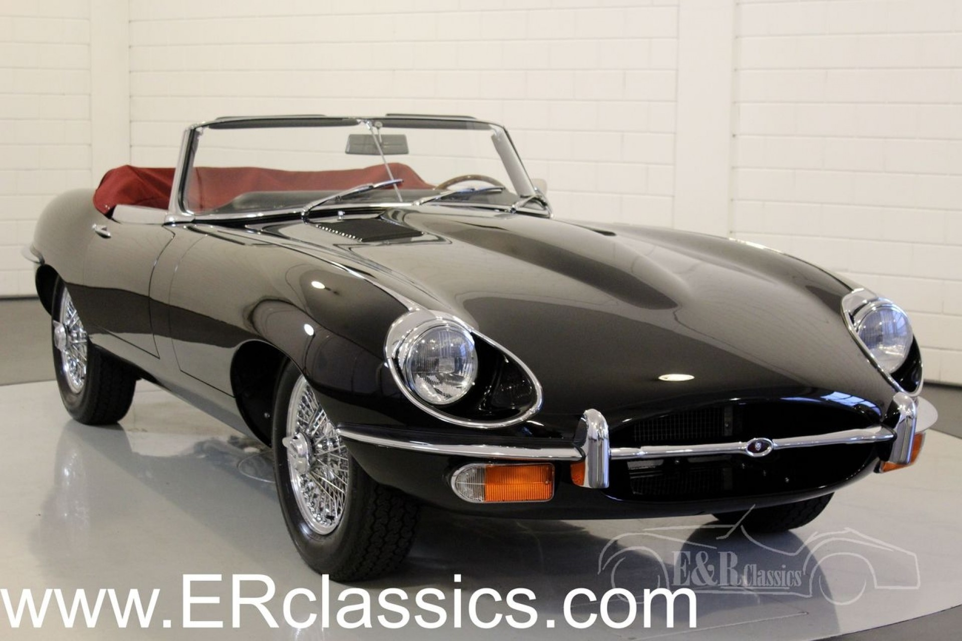 Jaguar E Type S2 1969 Cabriolet. View All Photos ...