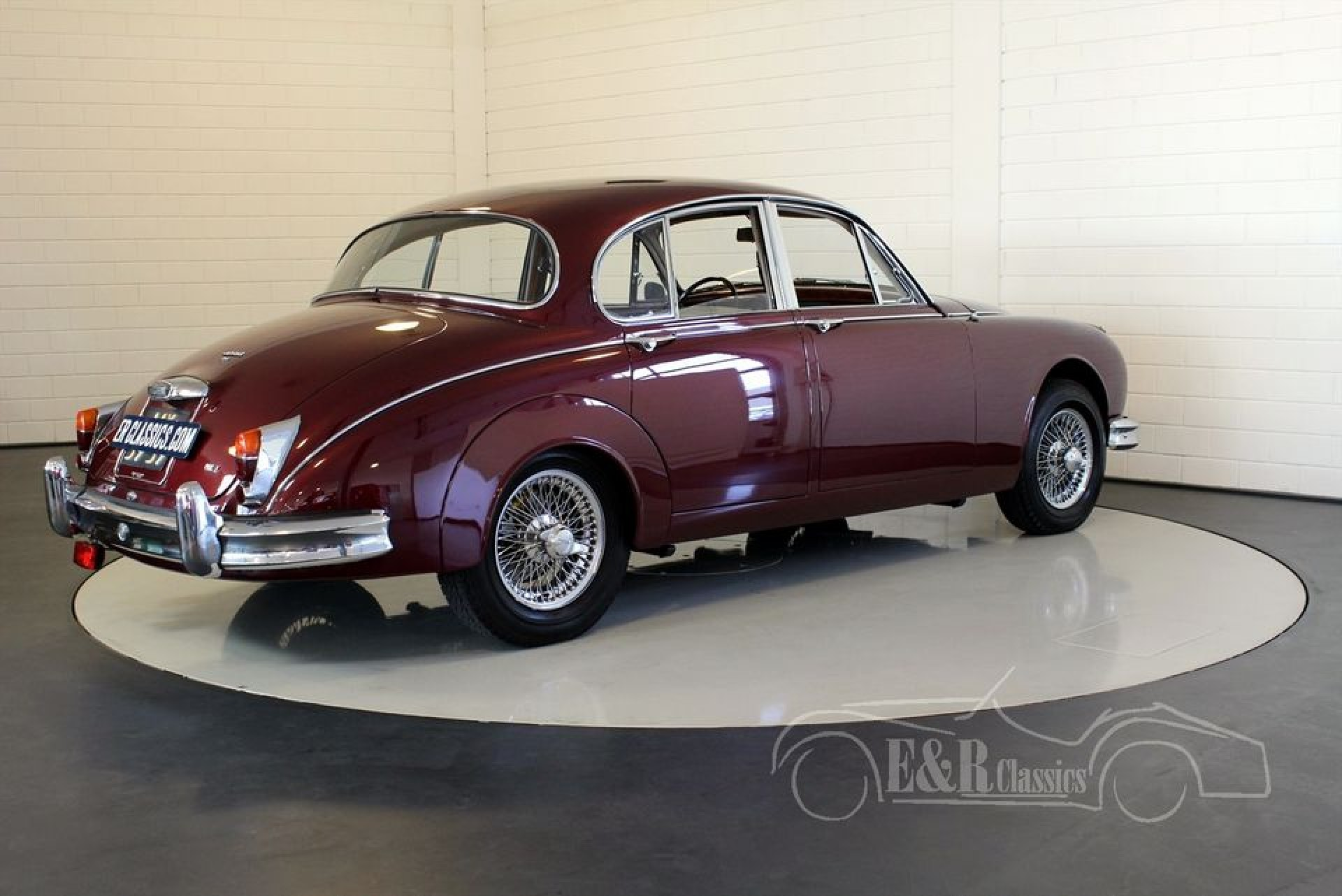 Jaguar Mk2 Saloon 1963 For Sale At Erclassics