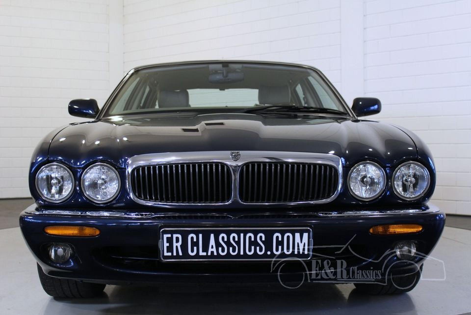 jaguar xj8 executive 1998 for sale at erclassics. Black Bedroom Furniture Sets. Home Design Ideas