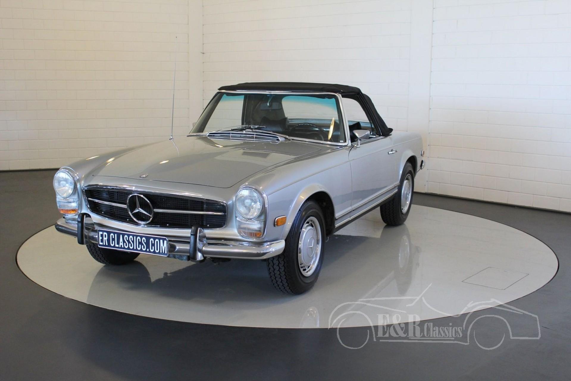 Mercedes benz 280sl 1969 for sale at erclassics for Mercedes benz 280sl
