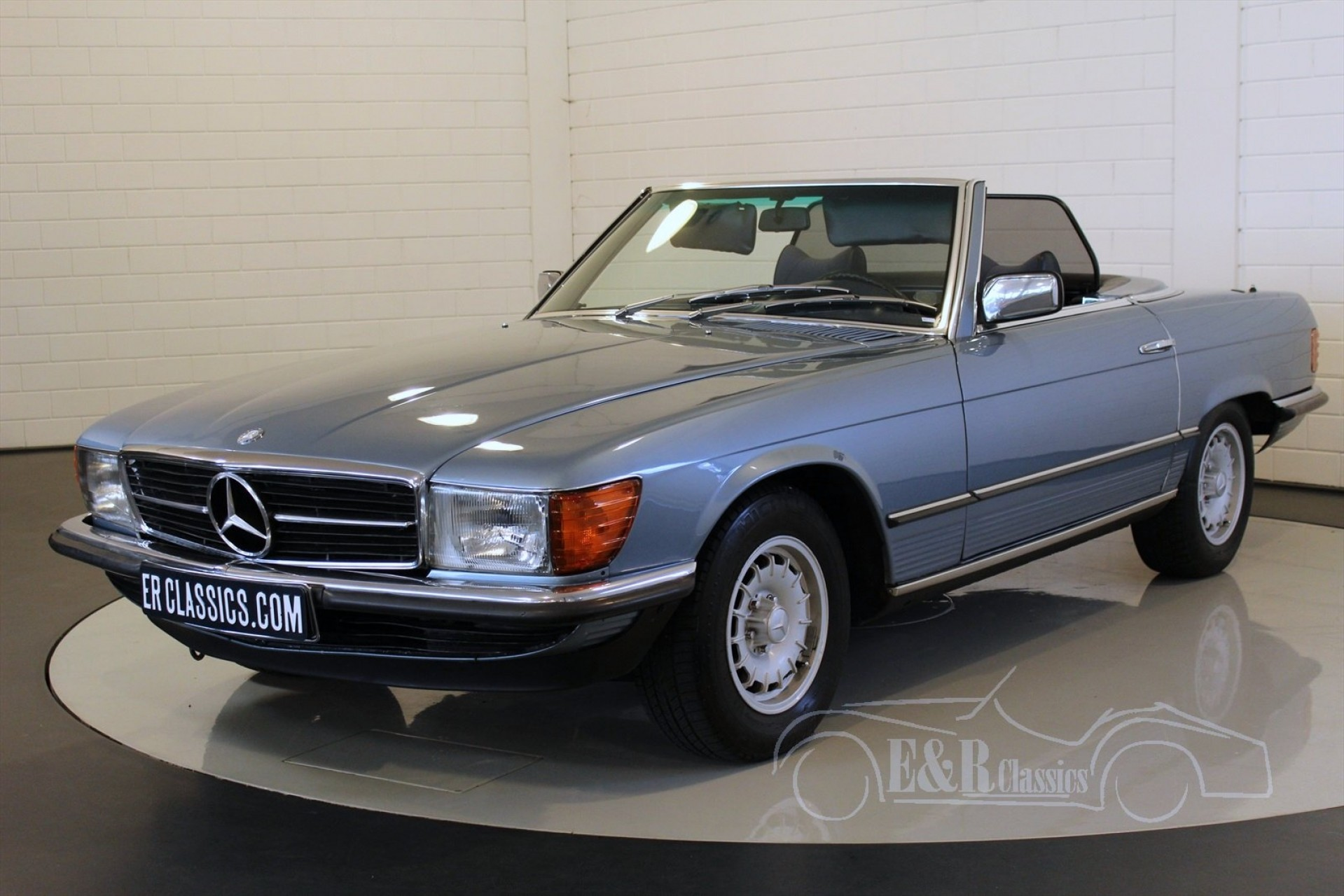 Mercedes benz sl 280 1978 for sale at erclassics for Mercedes benz sl550 for sale