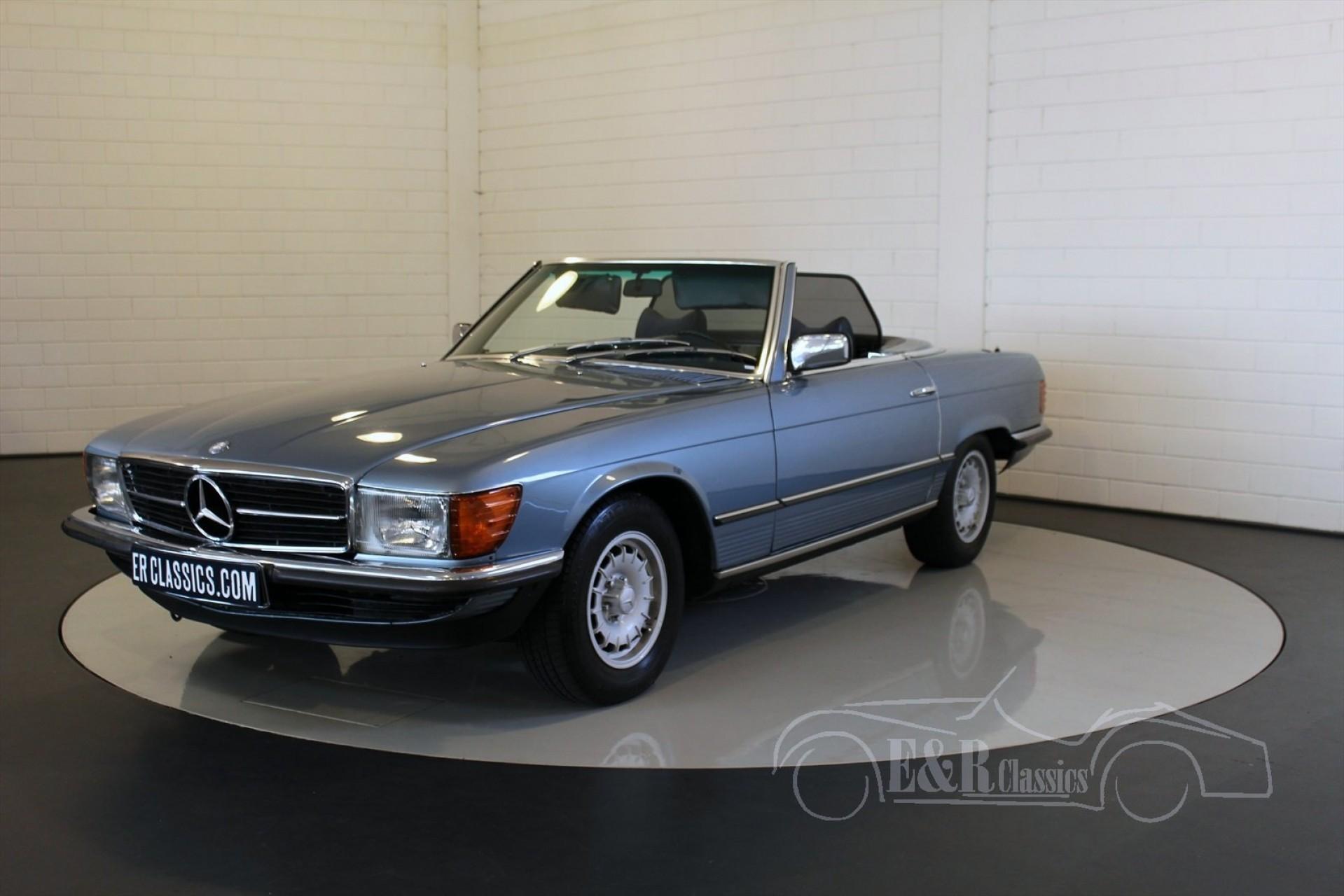 Mercedes benz sl 280 1978 for sale at erclassics for Mercedes benz sl 280