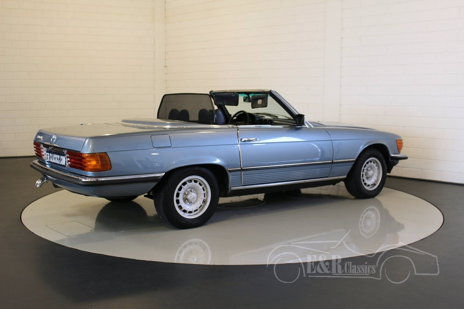 Mercedes benz sl 280 1978 for sale at erclassics for Classic sl mercedes benz for sale