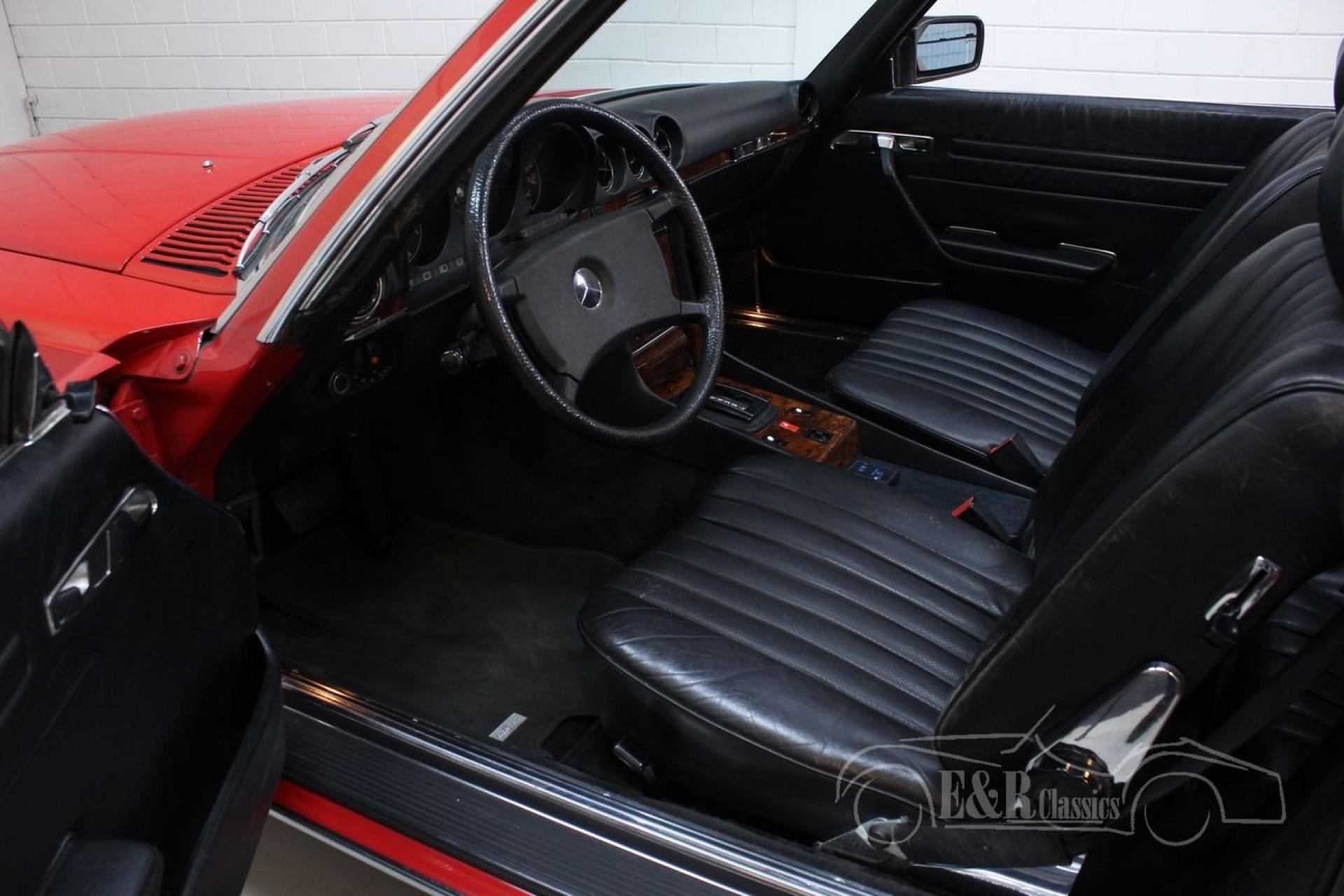 Mercedes-Benz 280SL 1985 for sale at ERclassics