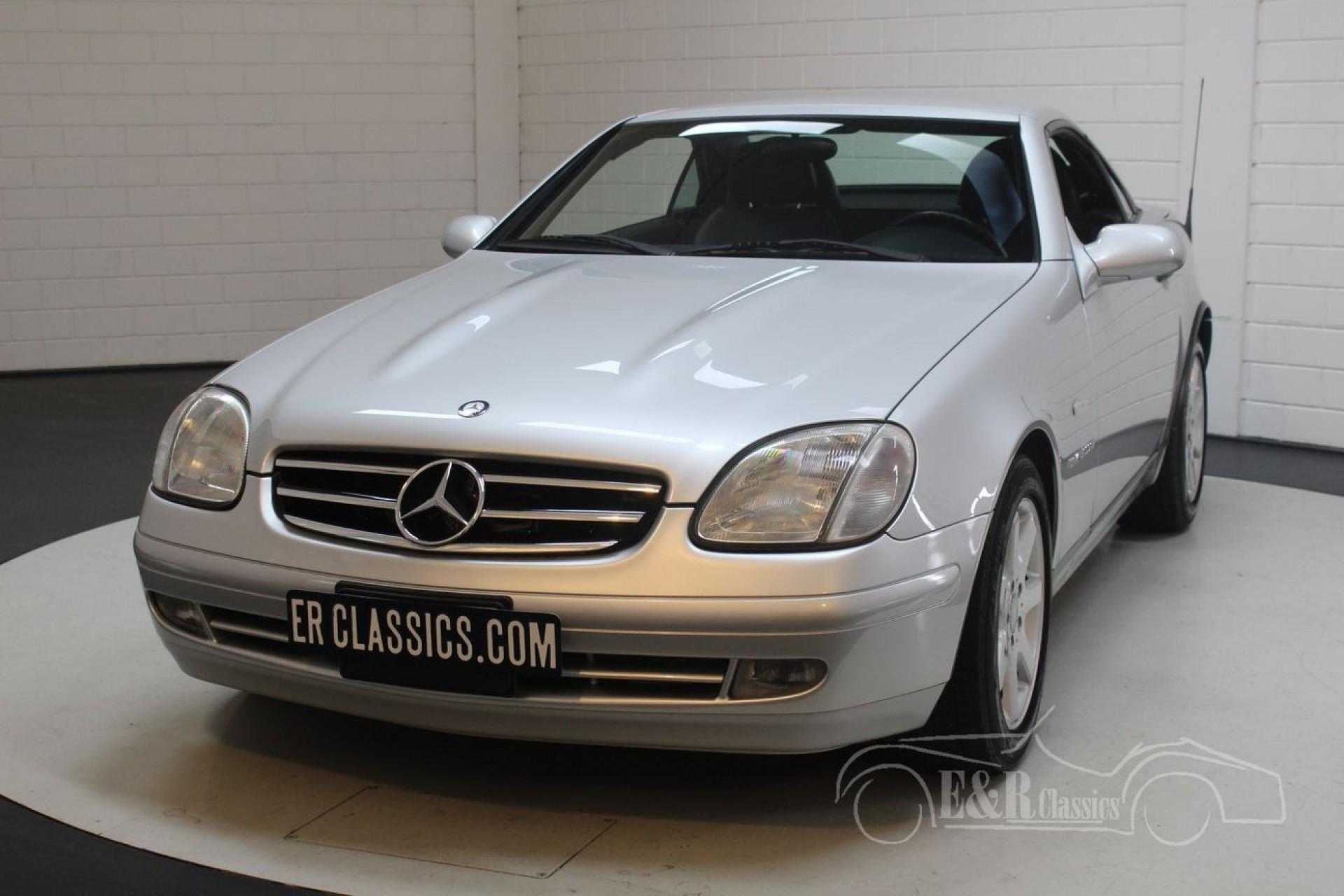 Mercedes-Benz SLK 230 1999 for sale at ERclassics