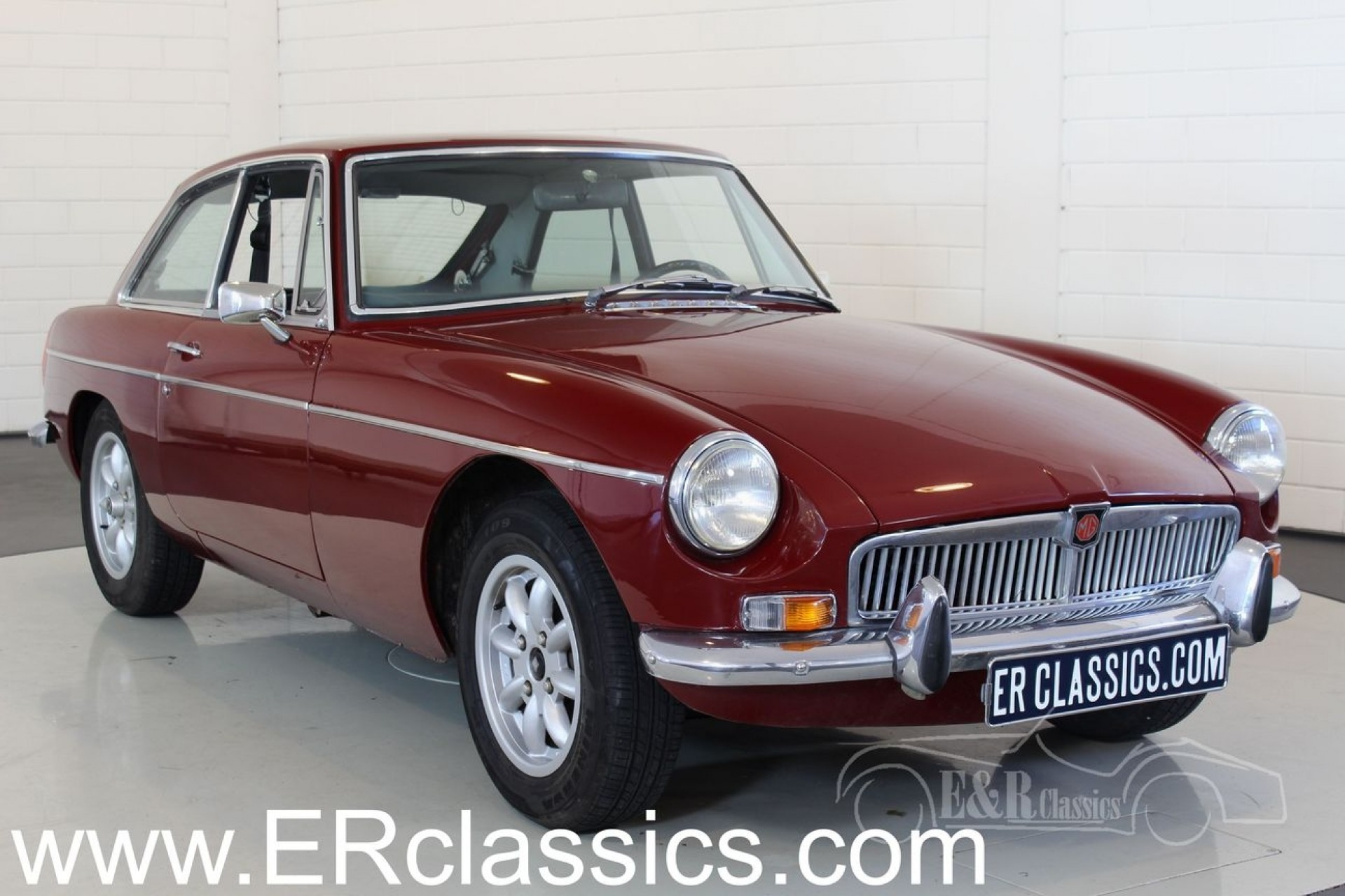 mgb gt coupe 1973 for sale at erclassics. Black Bedroom Furniture Sets. Home Design Ideas