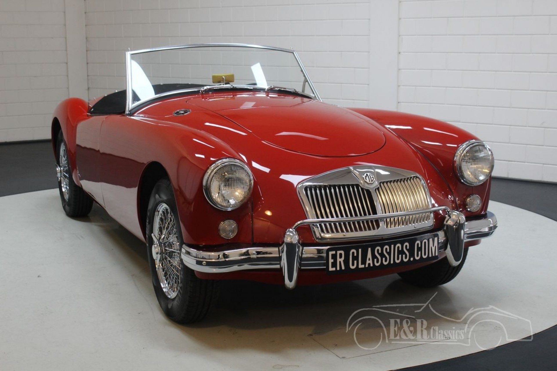 MGA 1500 Cabriolet 1958 for sale at ERclassics