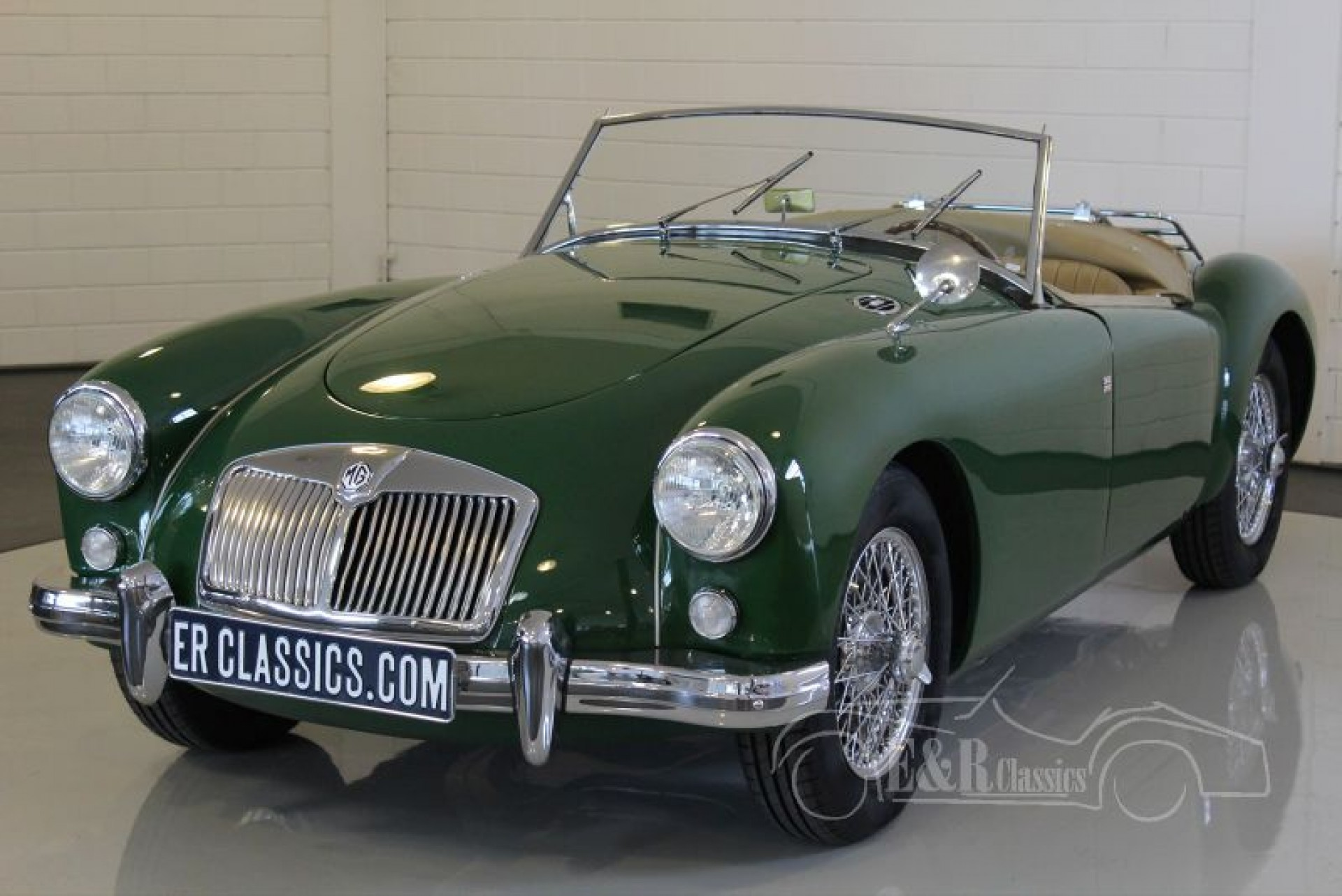 Mga Roadster 1958 For Sale At Erclassics
