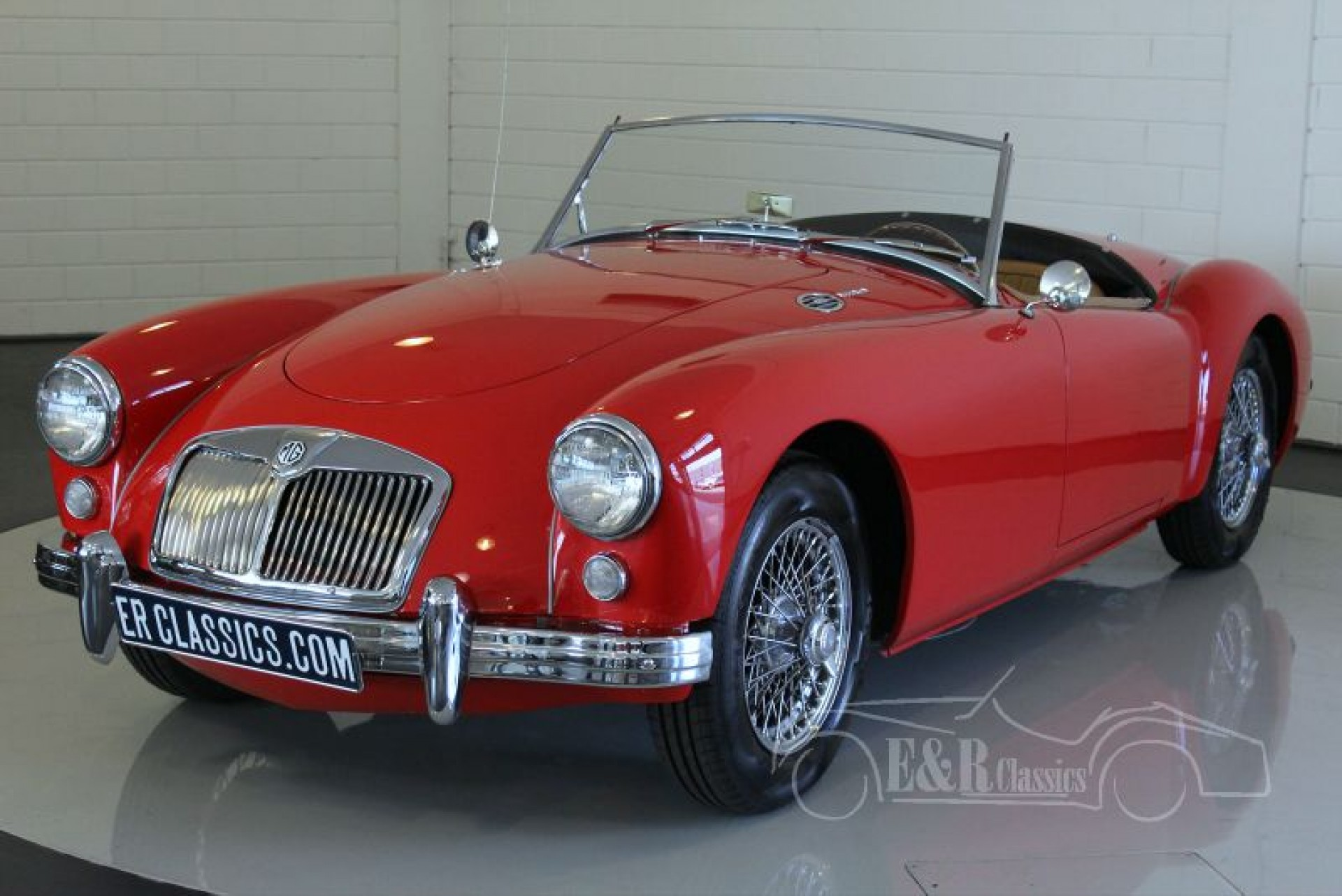 Mga 1600 Roadster 1961 For Sale At Erclassics