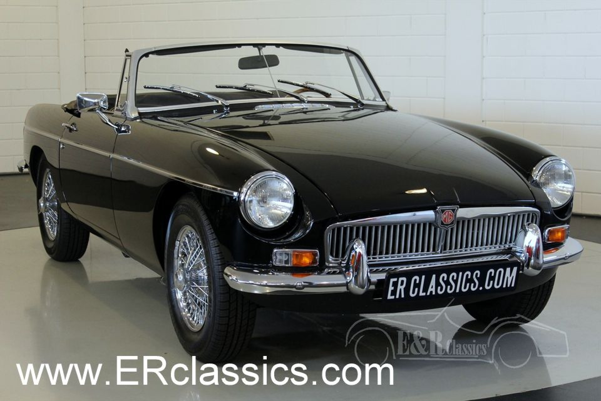 Mg Mgb Cabriolet 1969 For Sale At Erclassics