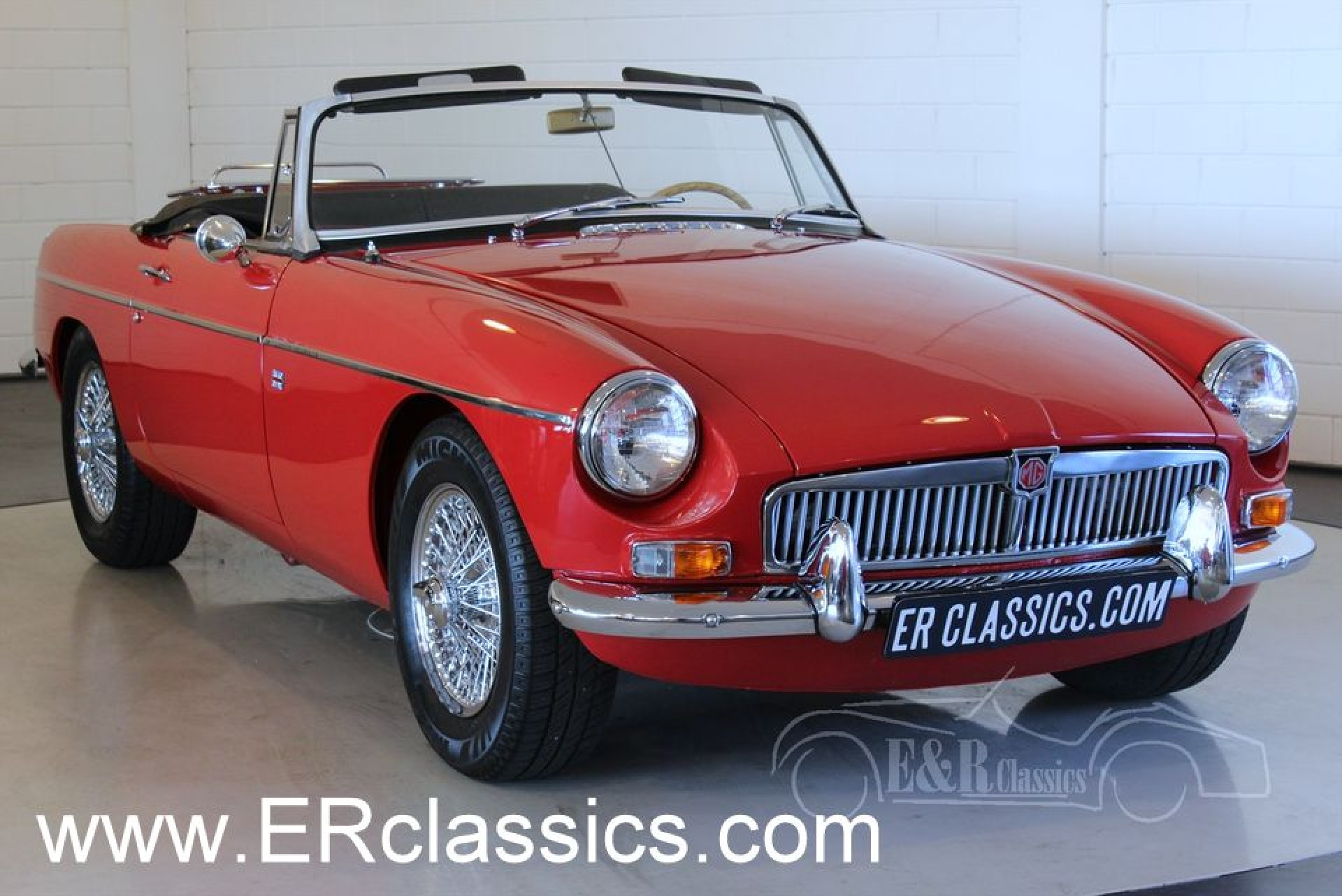 Mgb 1964 For Sale At Erclassics