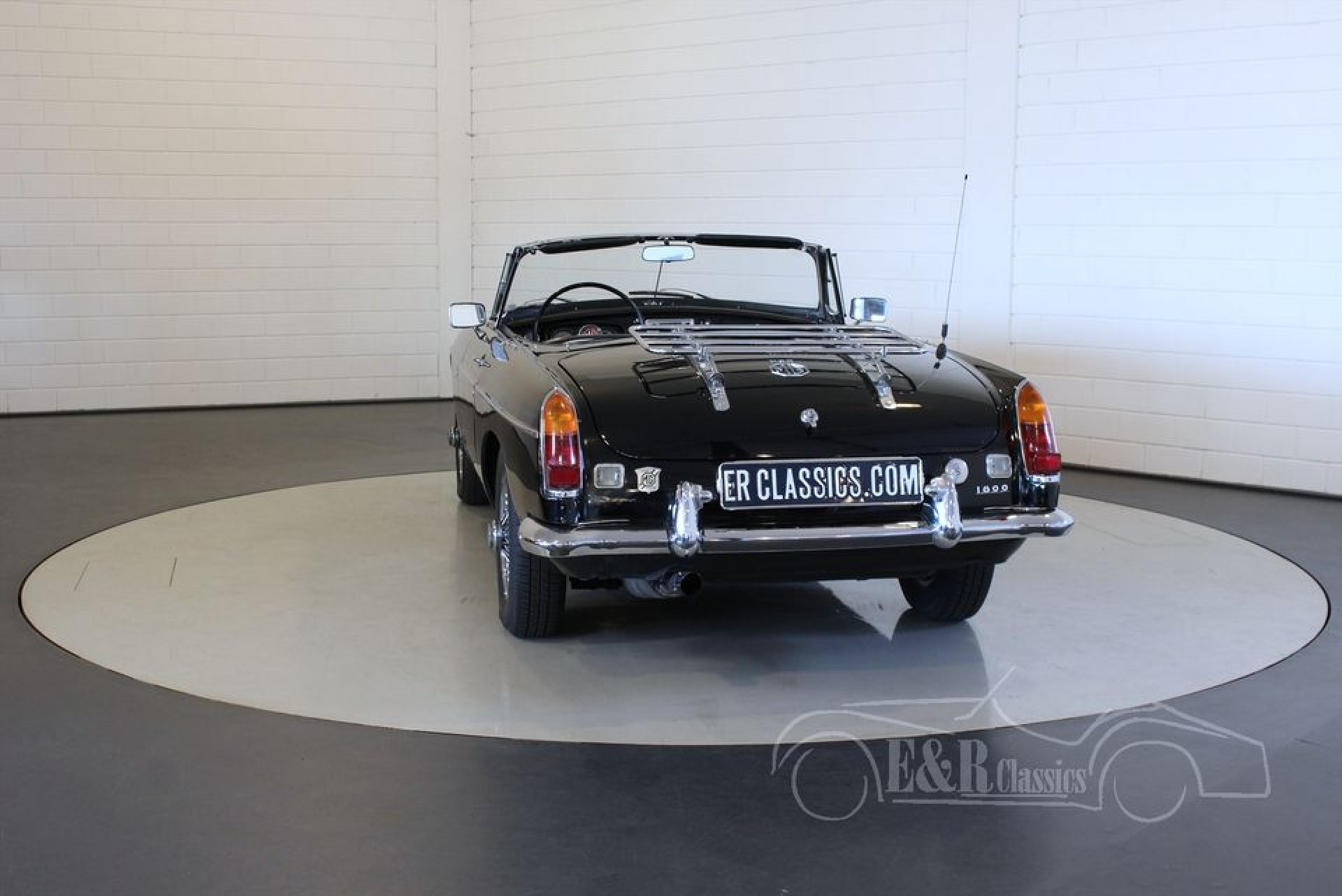Mgb Roadster 1966 For Sale At Erclassics