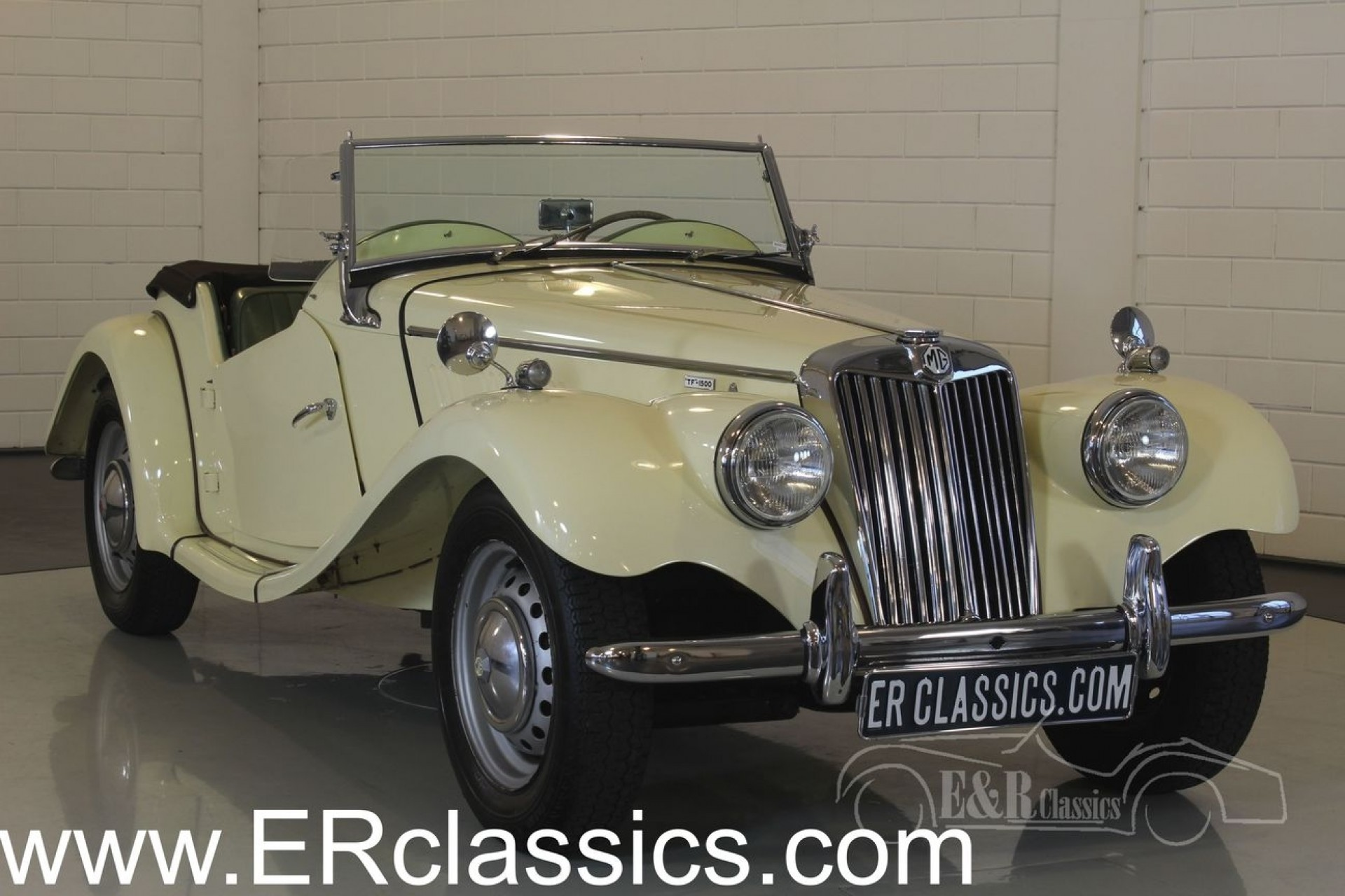 MG Classic Cars | MG oldtimers for sale at E&R Classic Cars!