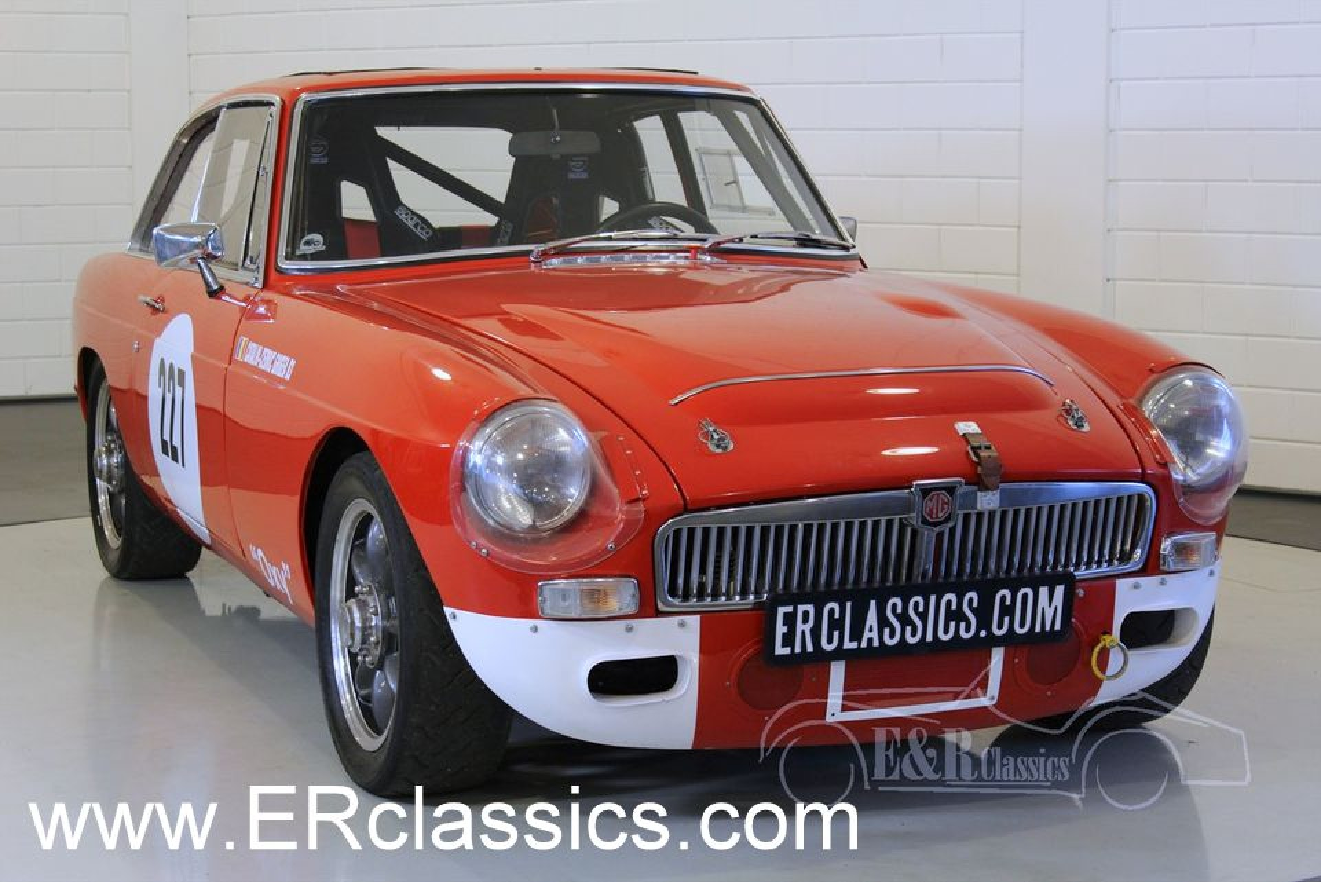 MGC GT 1968 for sale at ERclassics