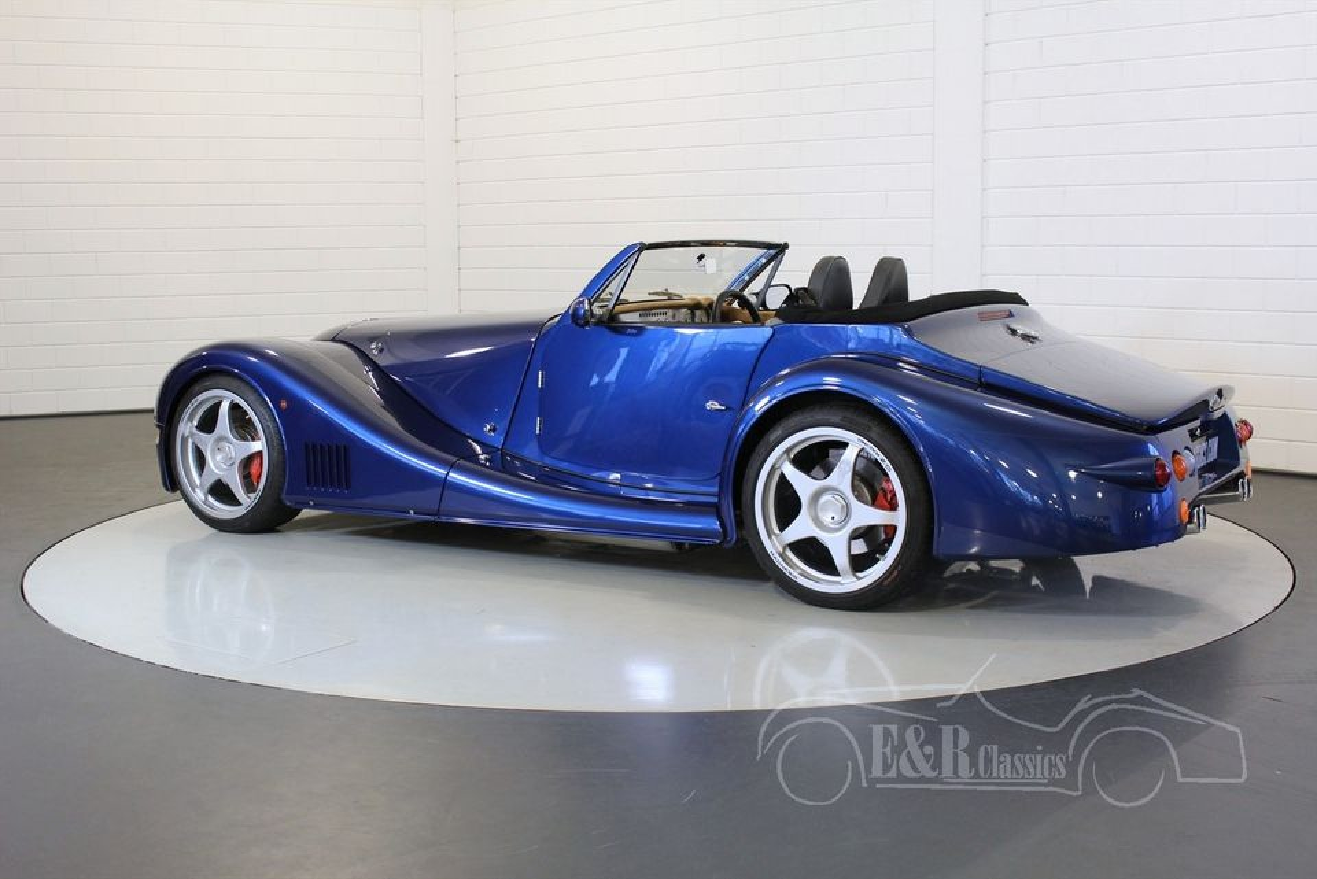 morgan aero 8 2002 cabriolet for sale at erclassics. Black Bedroom Furniture Sets. Home Design Ideas