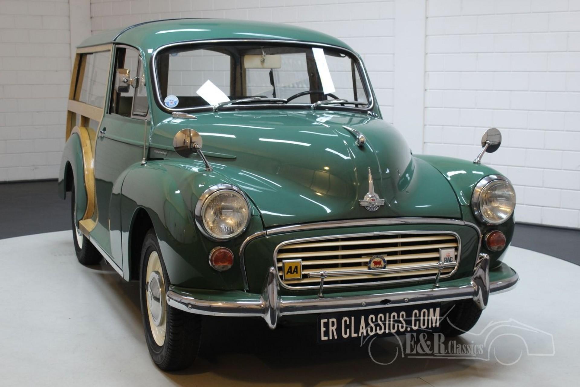 Morris Minor 1000 Traveller 1967 For Sale At Erclassics