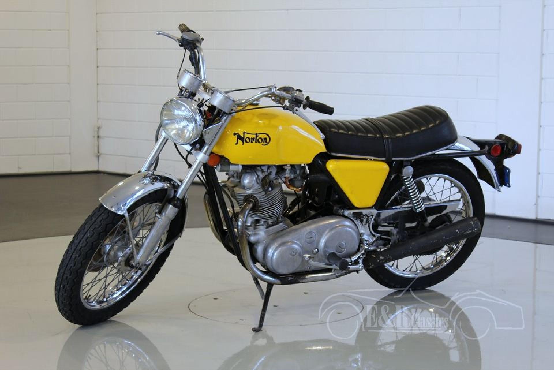 Norton commando 750 1972 for sale at erclassics for The norton