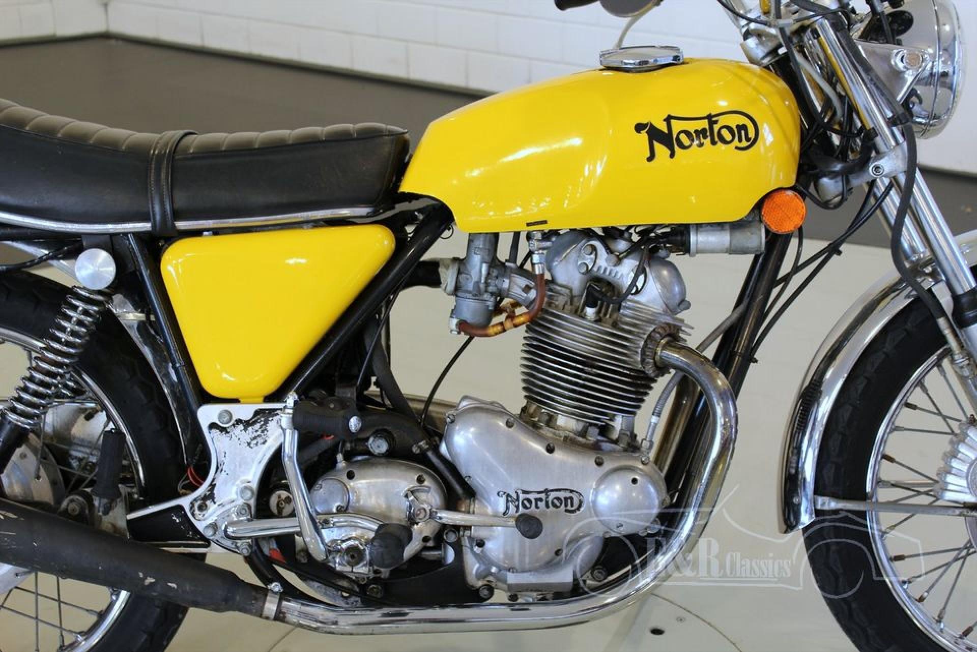 Norton Commando 750 1972 For Sale At ERclassics
