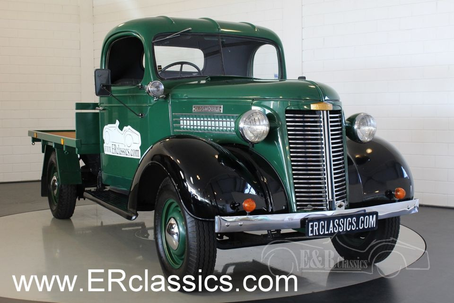 Oldsmobile Pick-Up 1938 for sale at ERclassics