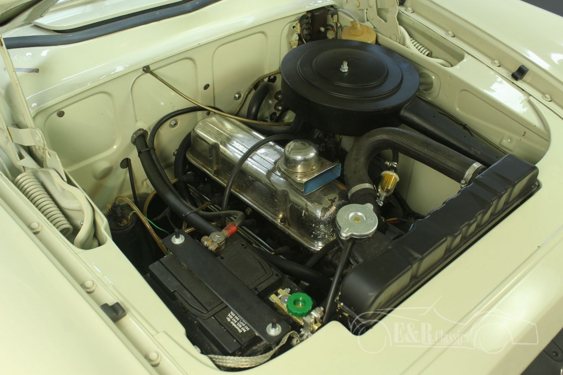 Opel Rekord Olympia P2 1700l 1961 For Sale At Erclassics
