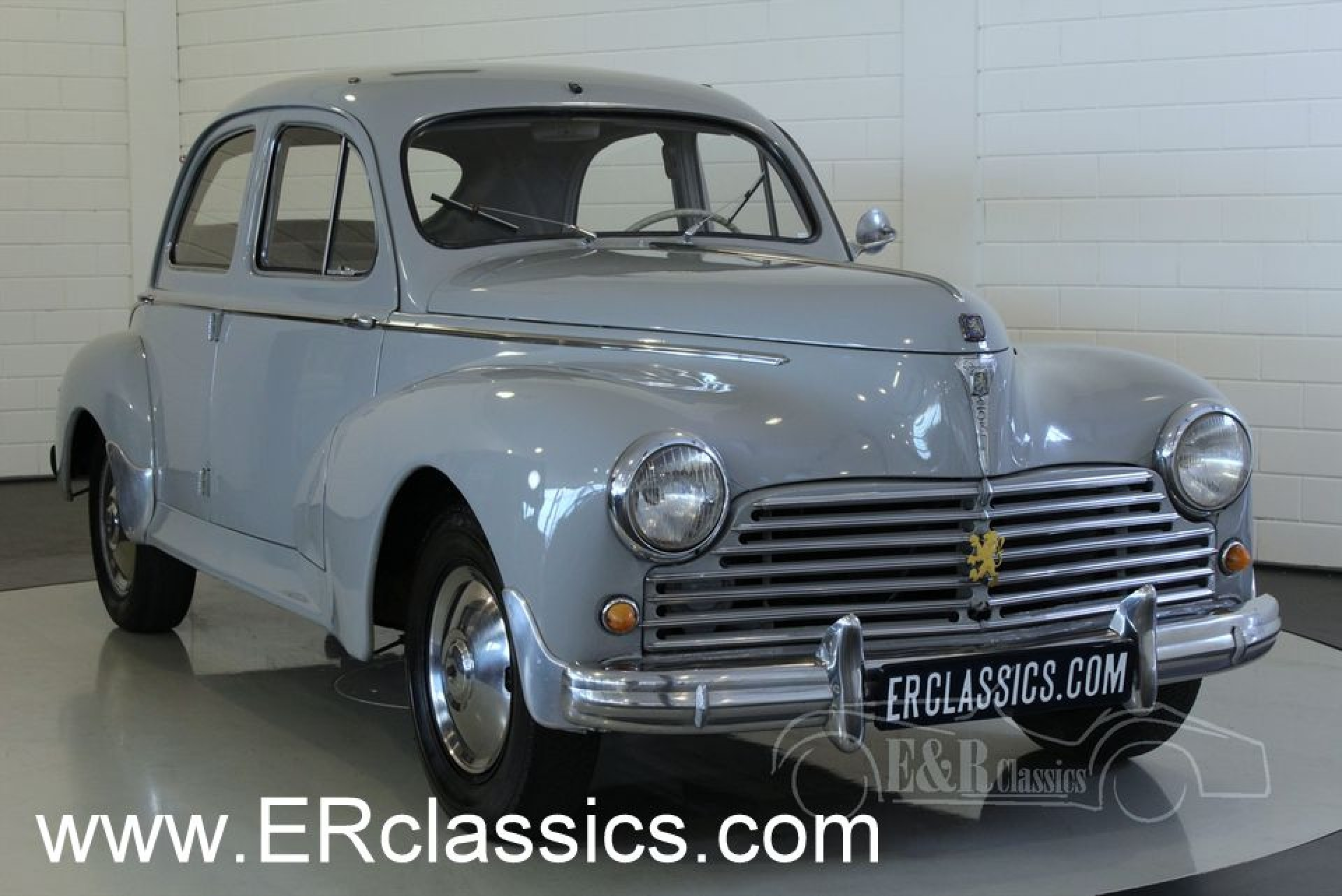 Peugeot 203 Saloon 1950 For Sale At Erclassics